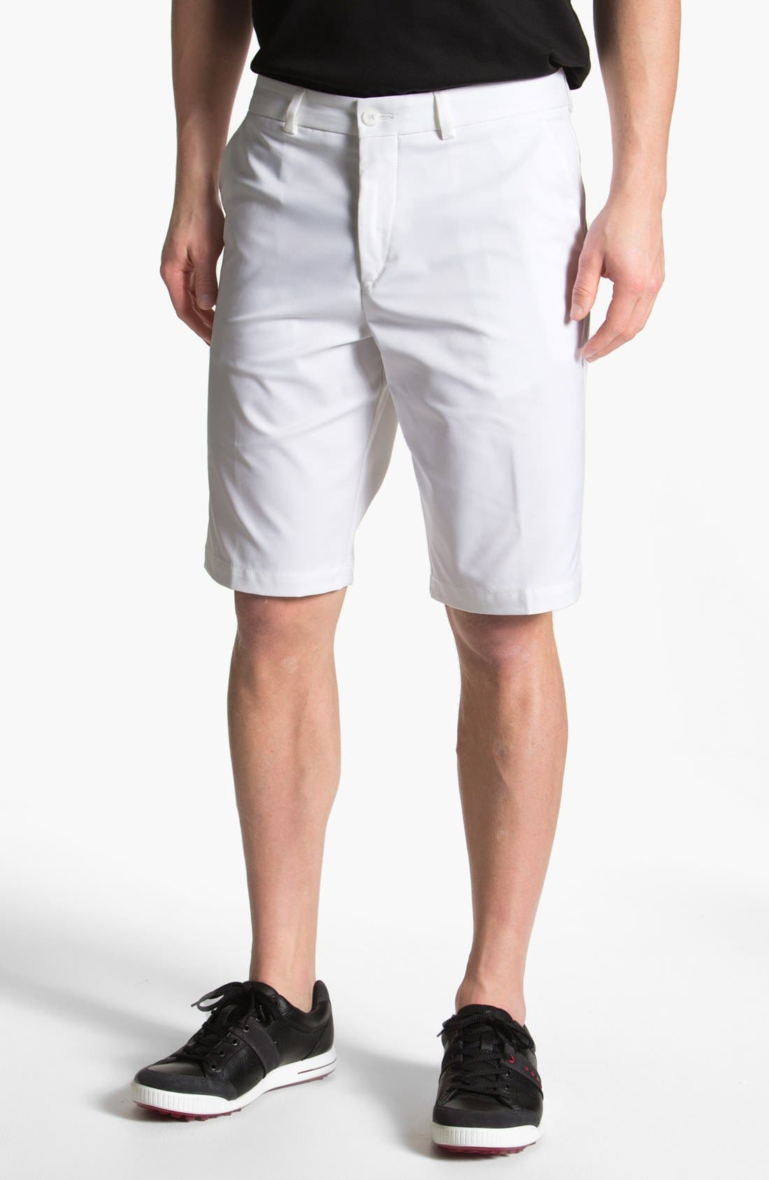 Alternate Image 1 Selected - BOSS Green 'Hayler 5' CoolMax® Shorts