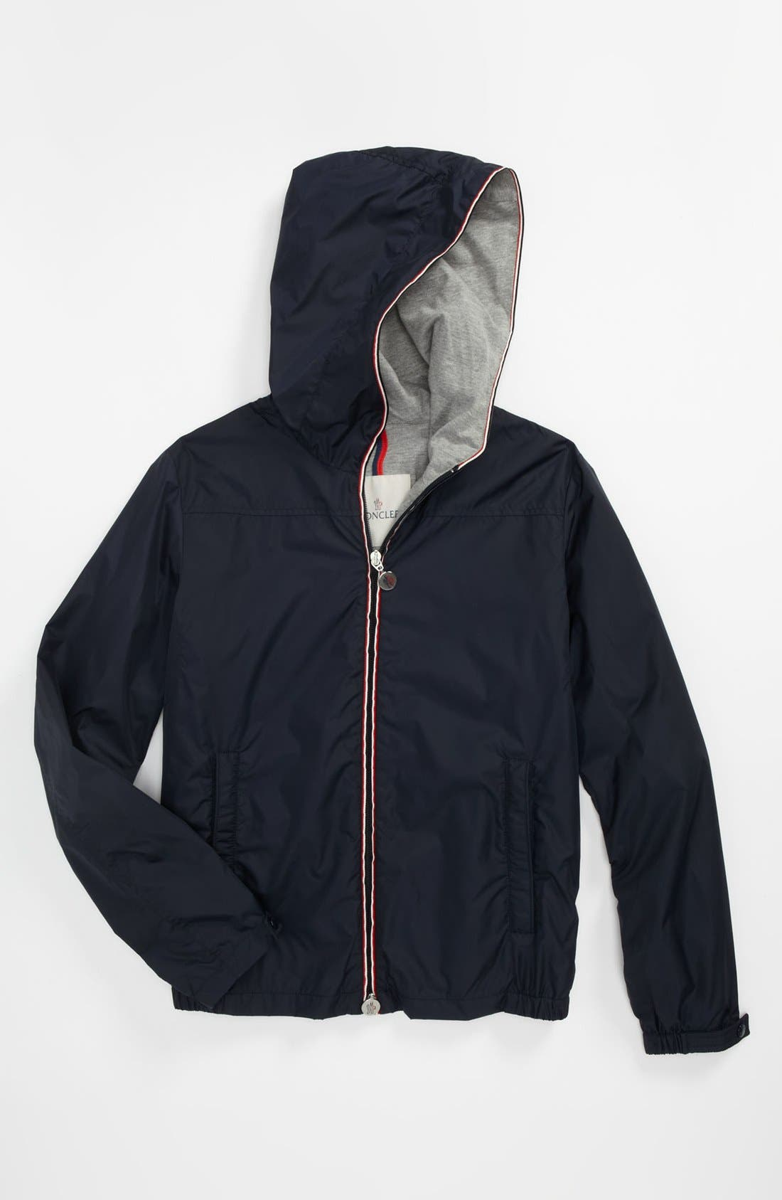 Alternate Image 1 Selected - Moncler 'Urville' Jacket (Toddler, Little Boys & Big Boys)