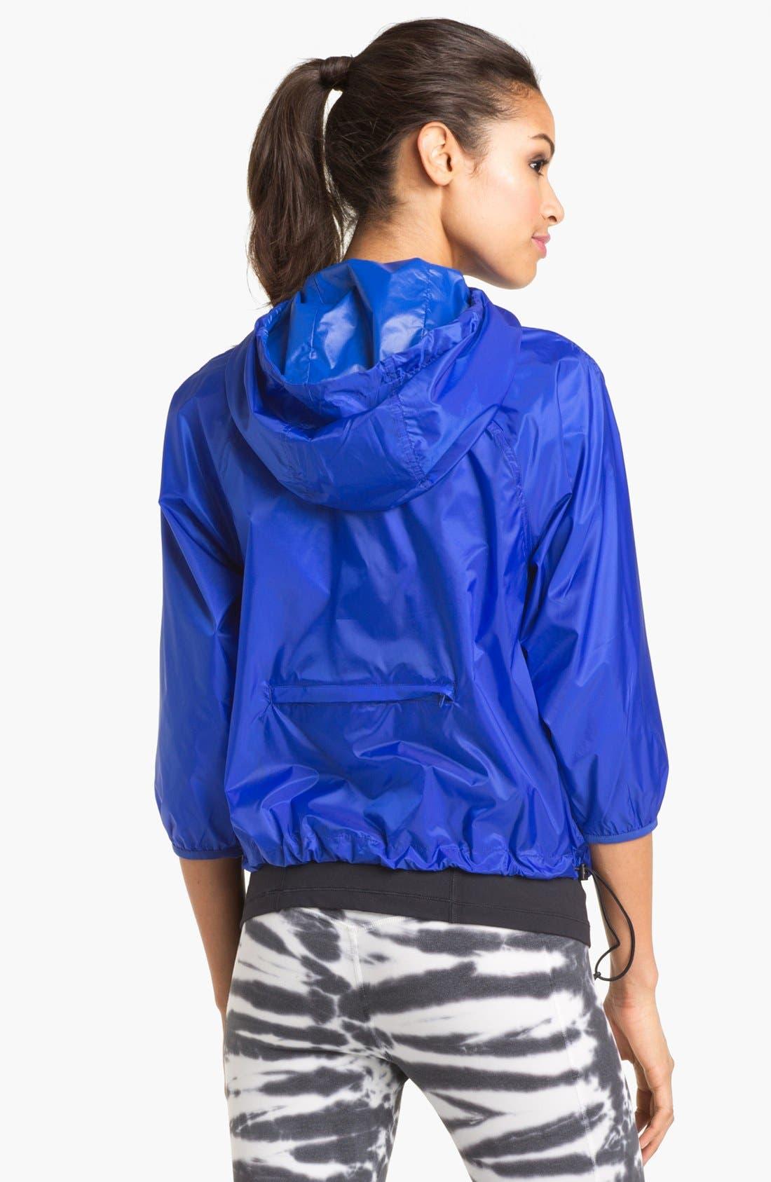Alternate Image 2  - Nike 'Summerized' Half Zip Windbreaker