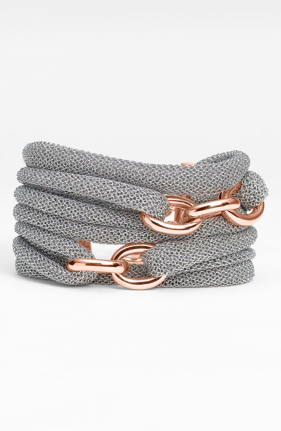 Alternate Image 1 Selected - Adami & Martucci 'Mesh' Line Bracelet (Nordstrom Exclusive)