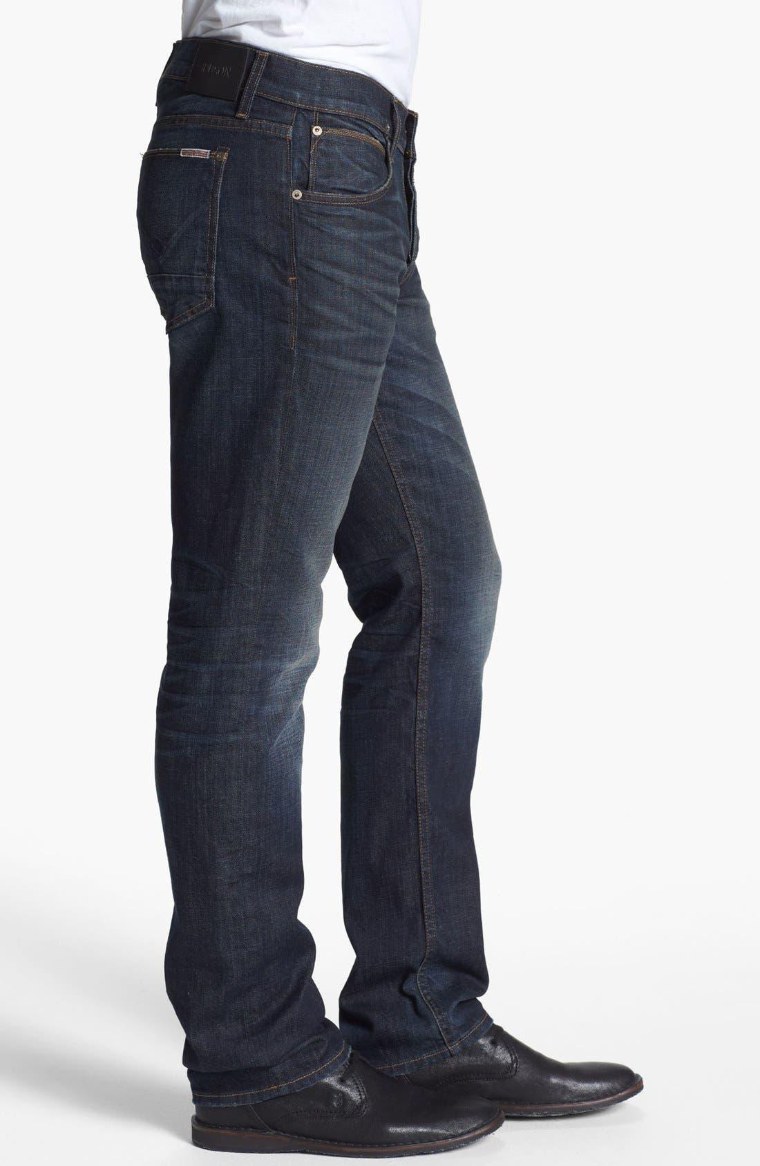 Alternate Image 3  - Hudson Jeans 'Byron' Straight Leg Jeans (Sullivan)