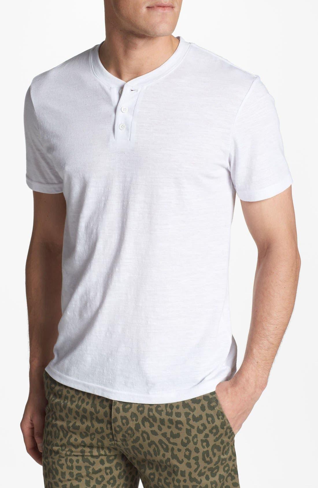 Main Image - The Rail 'Mock Twist' Henley T-Shirt