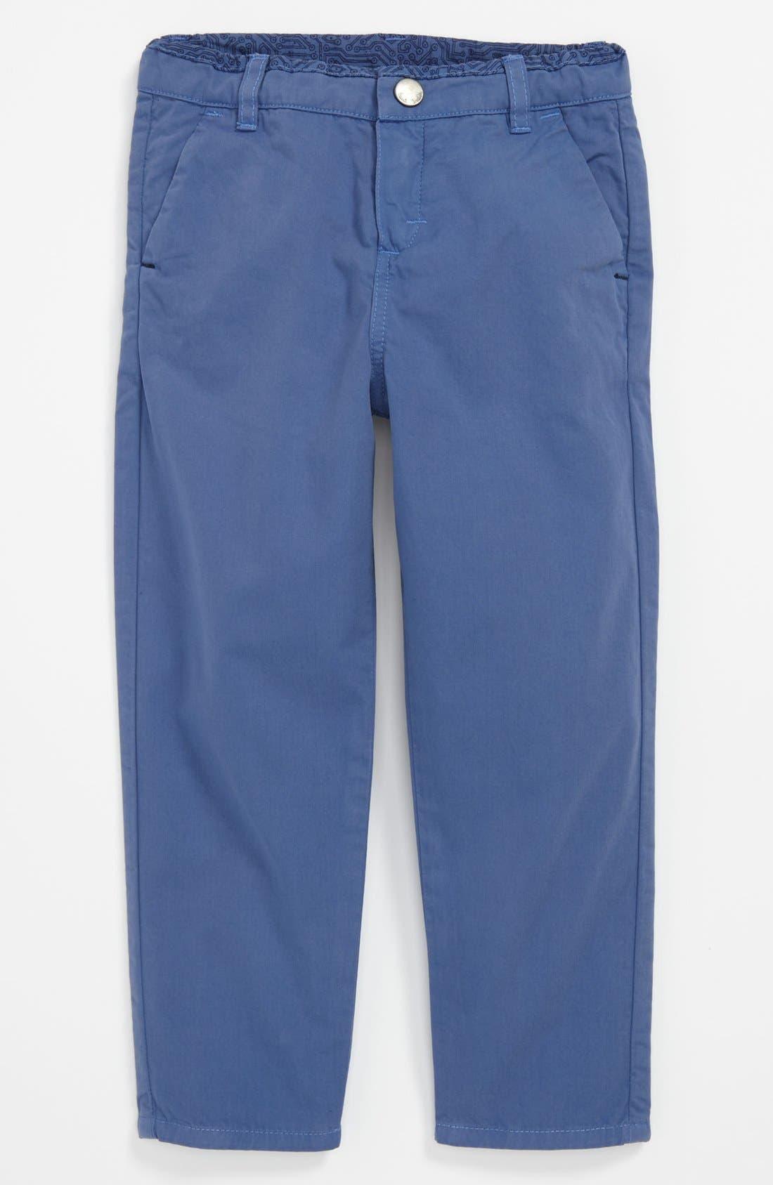 Alternate Image 2  - Paul Smith Junior Denim Pants (Toddler)