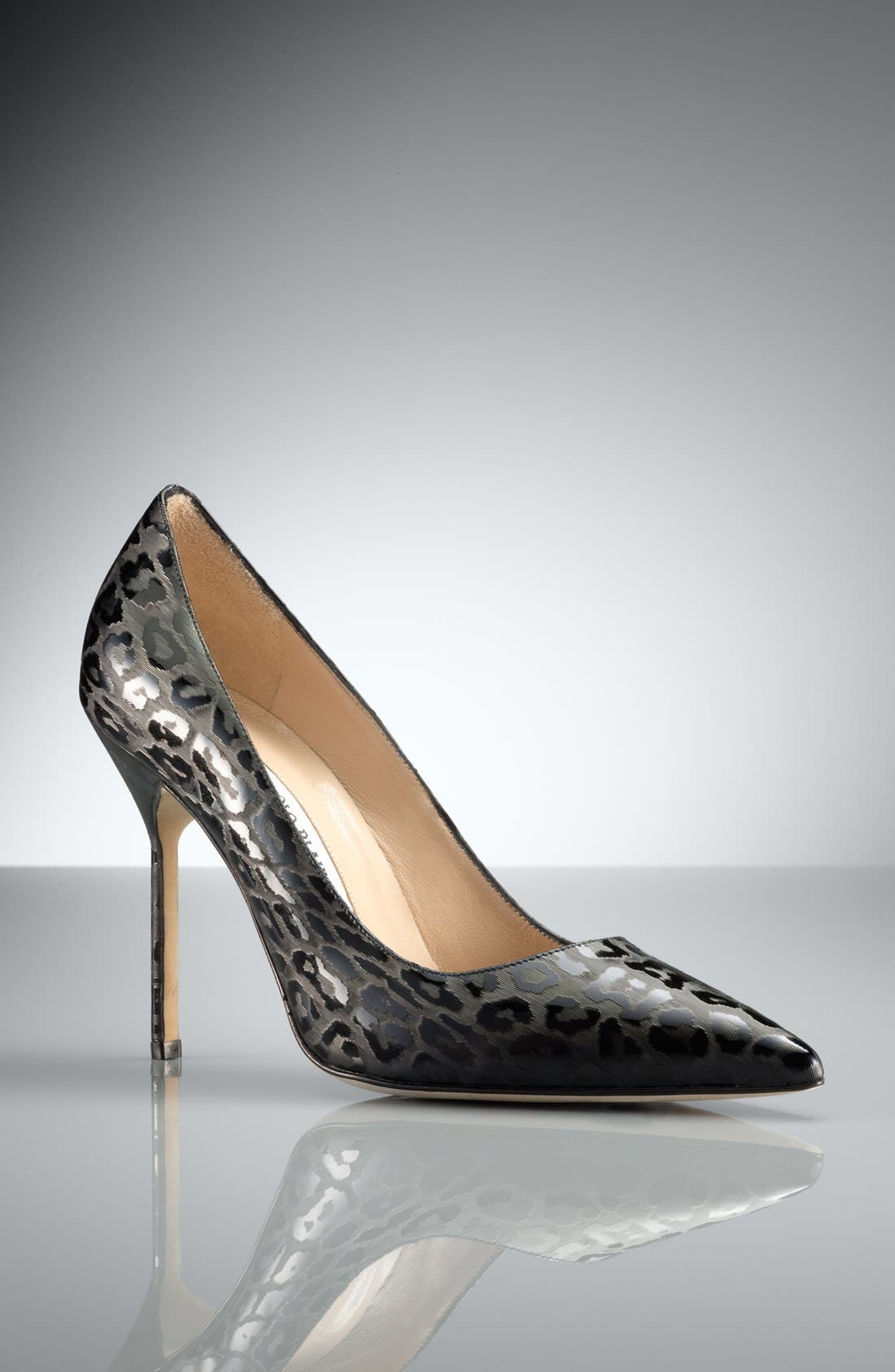 Alternate Image 5  - Manolo Blahnik 'BB Leopard' Pump
