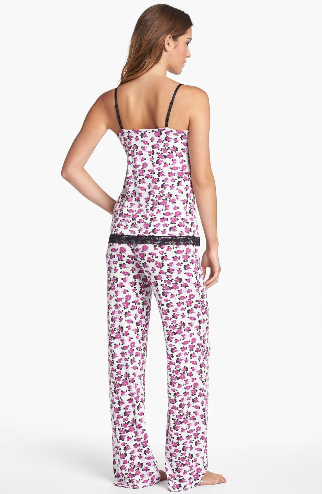Alternate Image 2  - PJ Salvage Camisole Pajamas