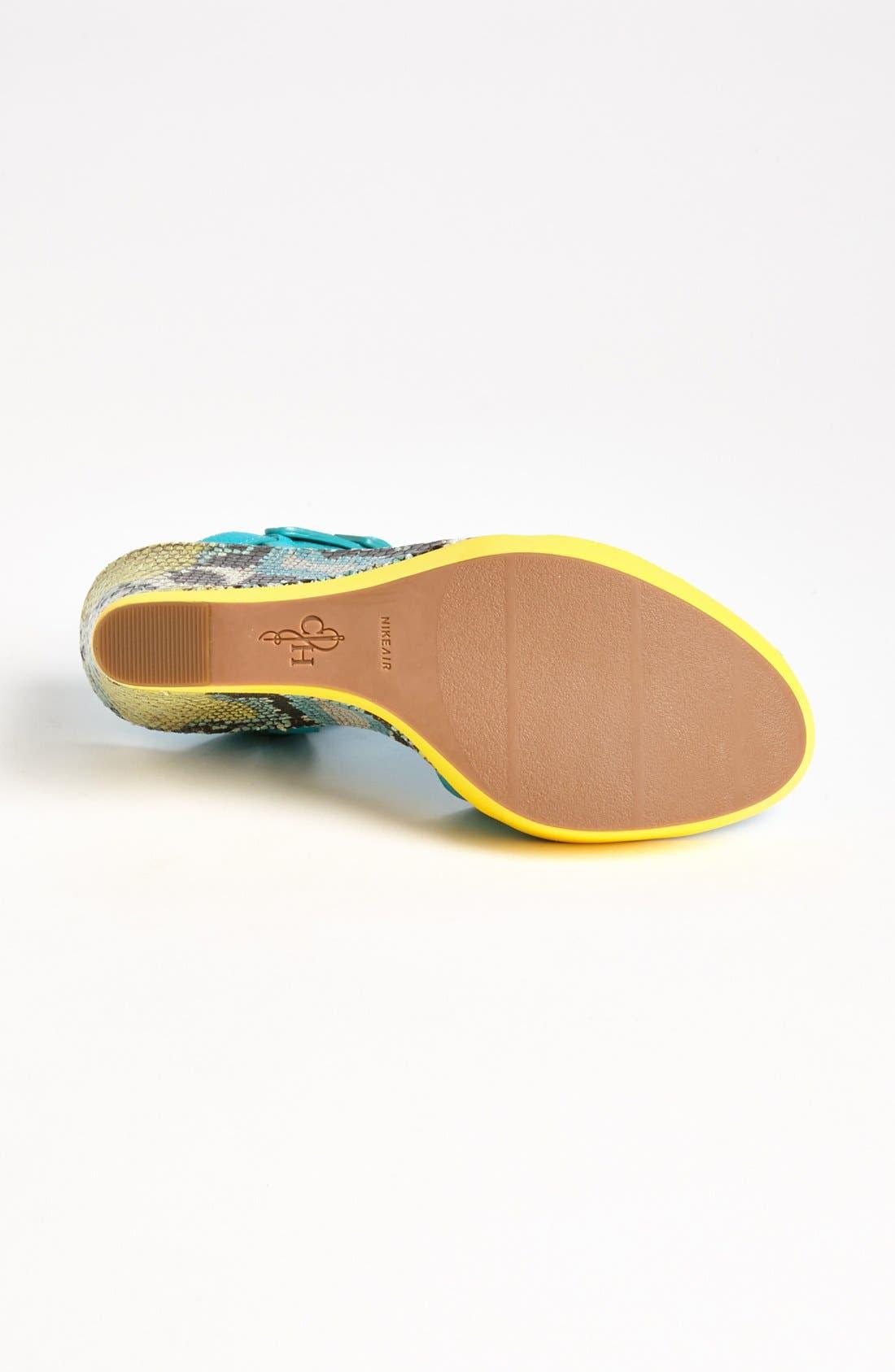 Alternate Image 4  - Cole Haan 'Paley' Wedge Sandal