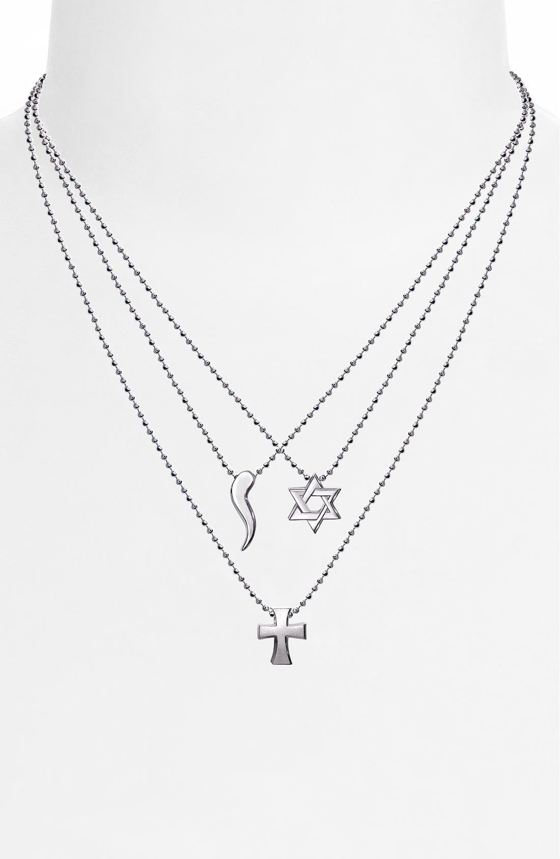Alternate Image 3  - Alex Woo 'Little Cities - Italy' Pendant Necklace
