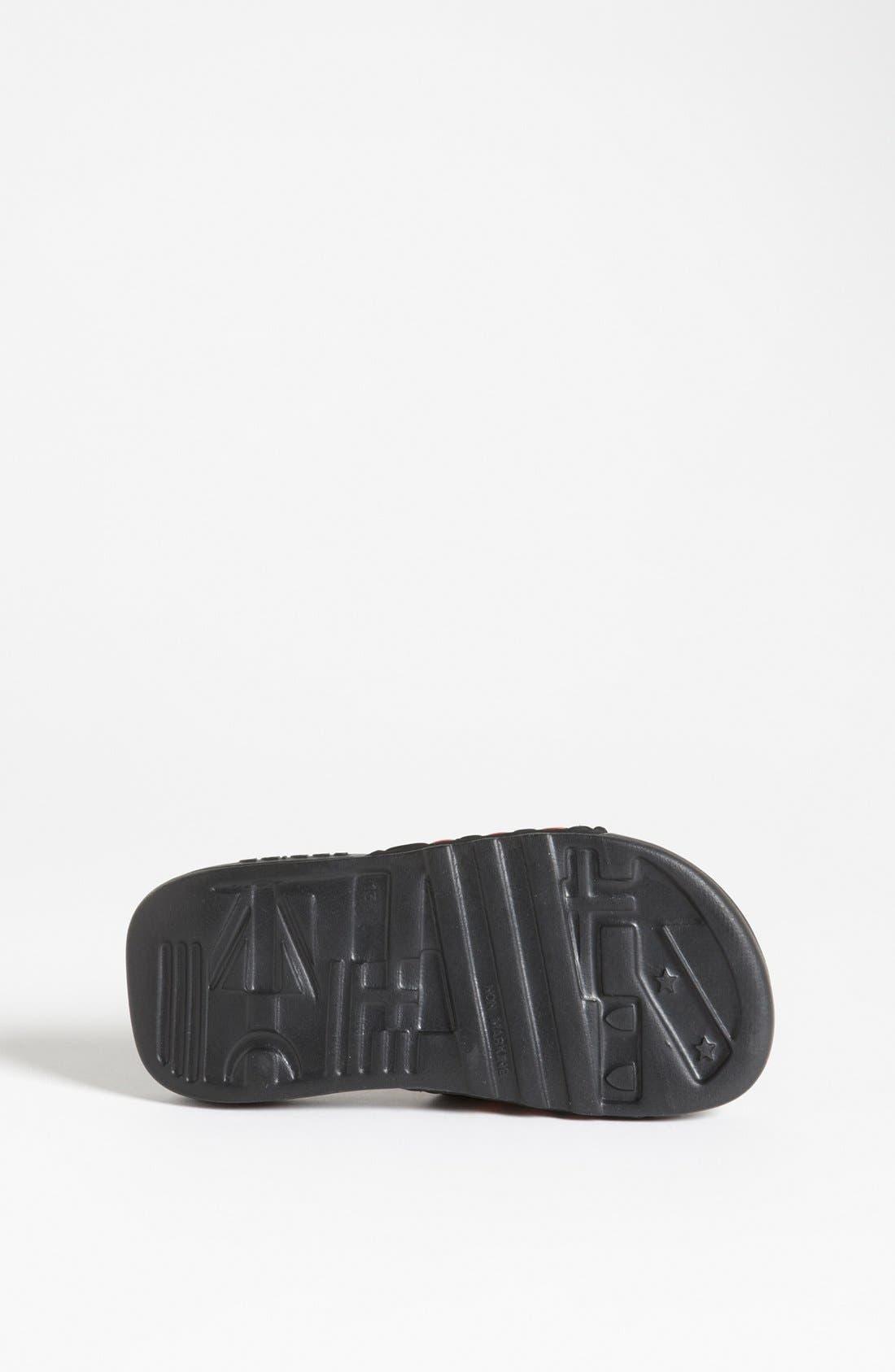 Alternate Image 4  - adidas 'Adissage - Fade' Sandal (Toddler, Little Kid & Big Kid)