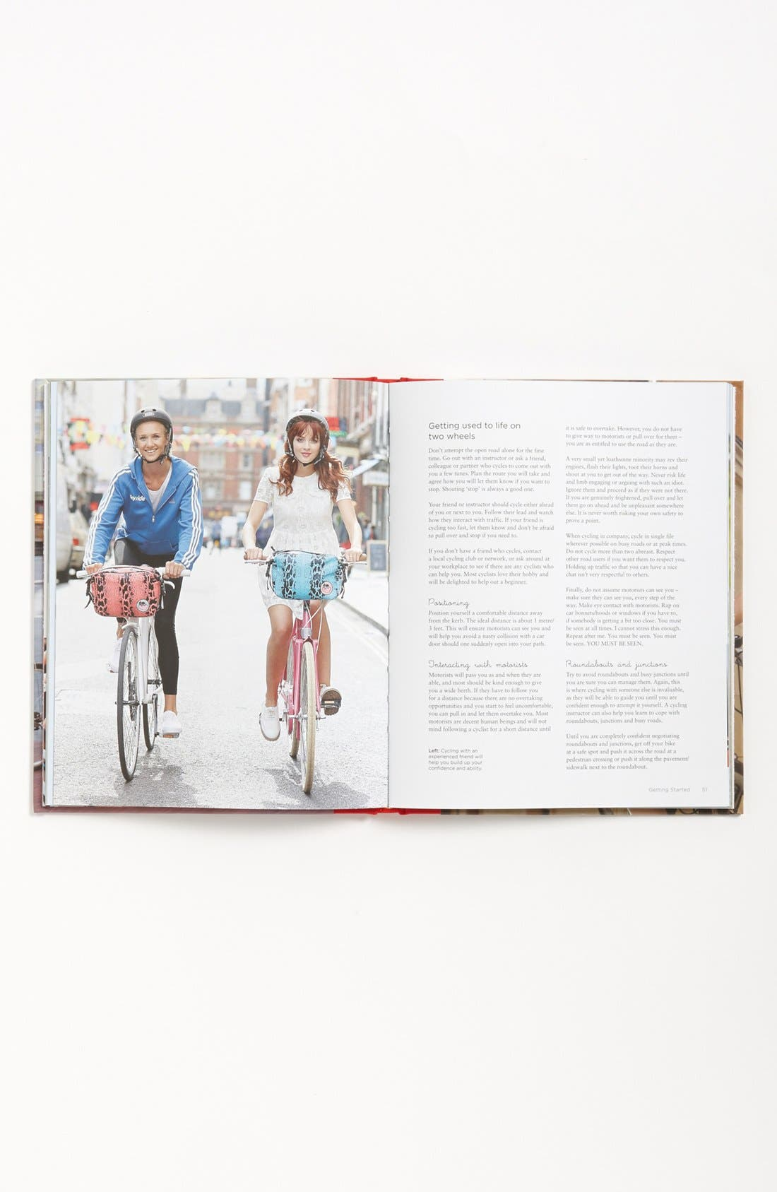 Alternate Image 2  - 'The Girl's Guide to Life on Two Wheels' Book