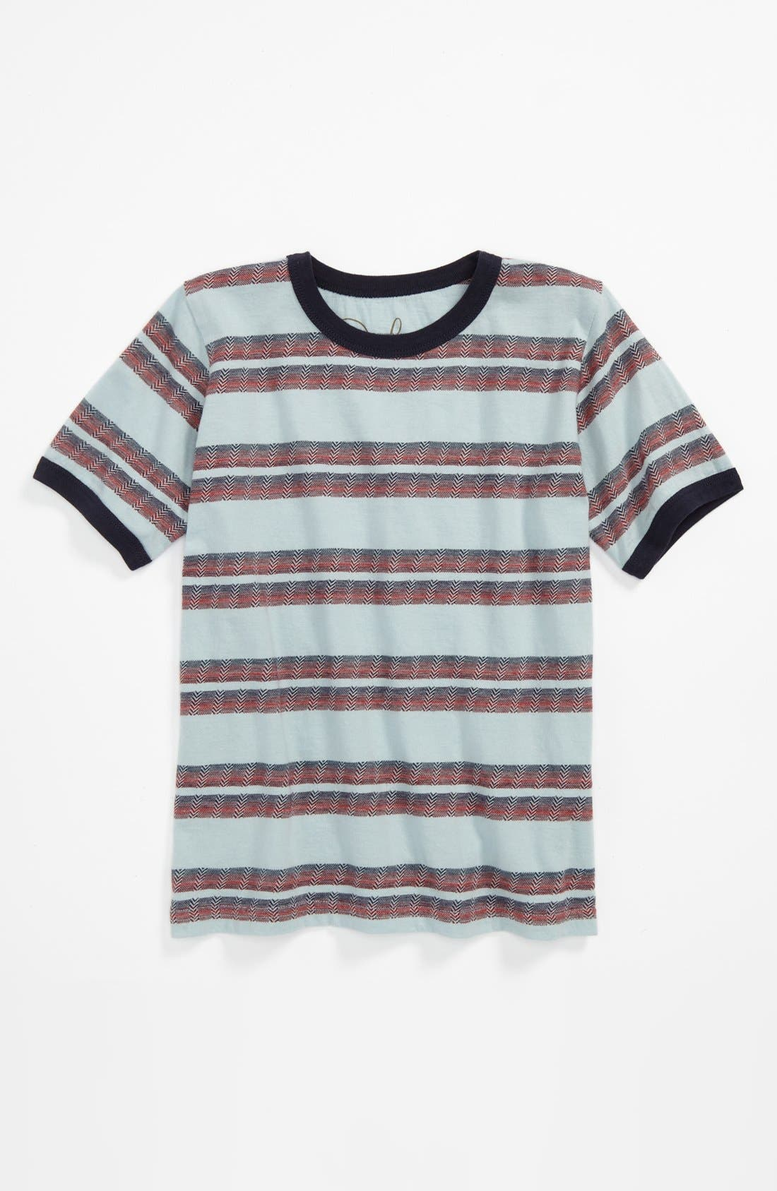 Alternate Image 1 Selected - Peek 'Mateo' T-Shirt (Big Boys)