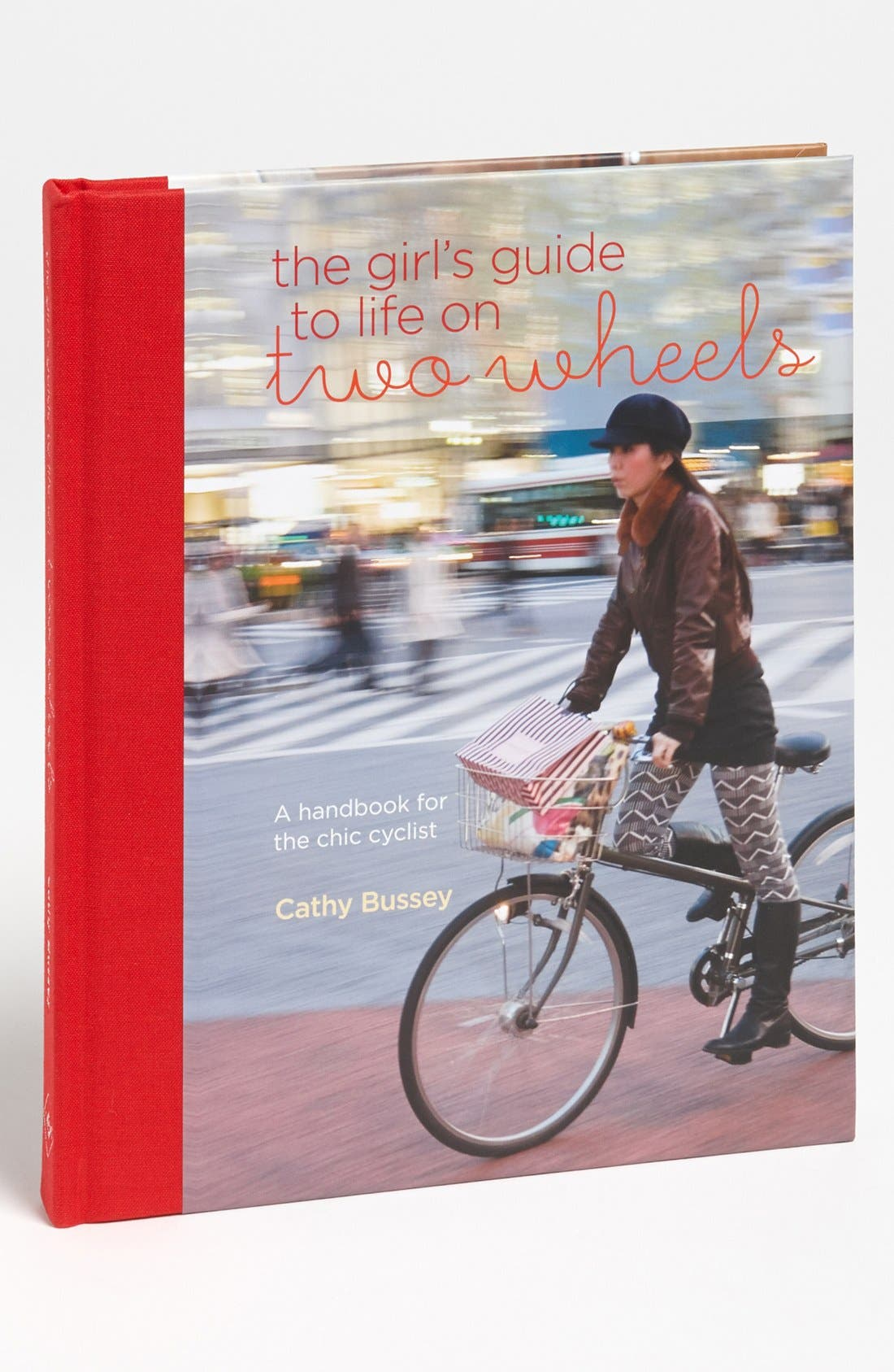 Alternate Image 1 Selected - 'The Girl's Guide to Life on Two Wheels' Book
