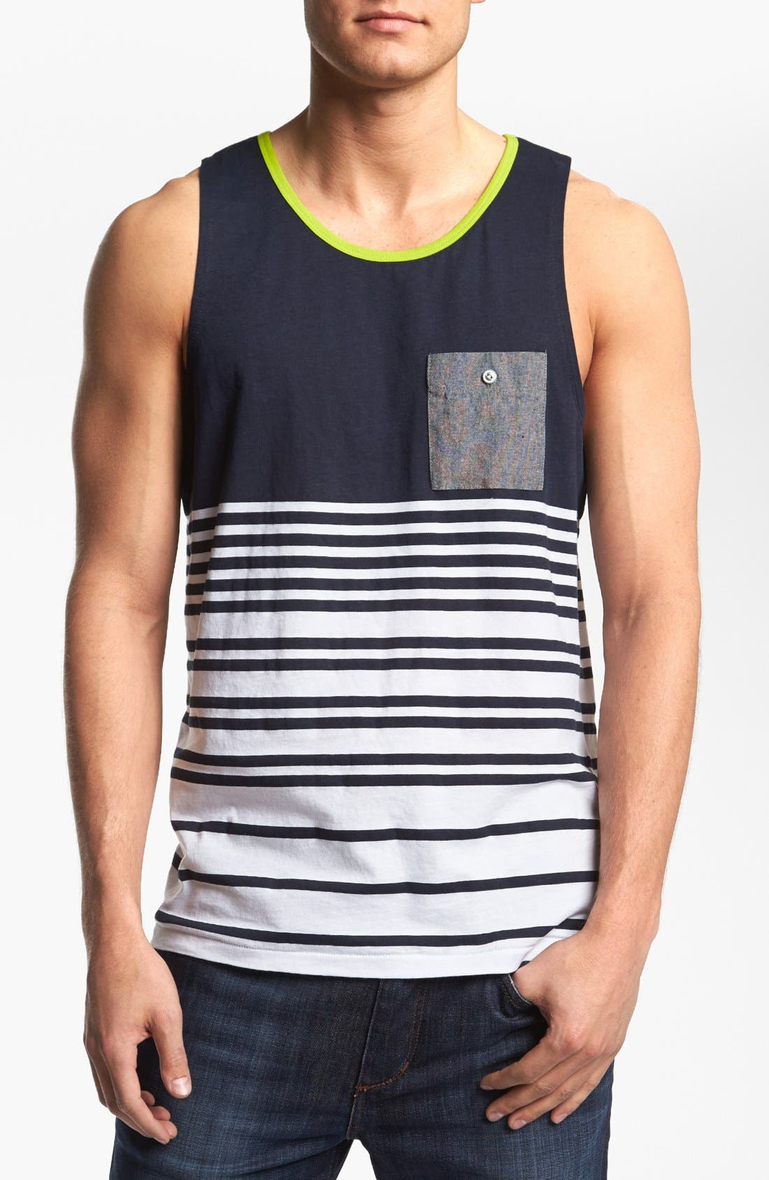 Alternate Image 1 Selected - Vans 'Beeston' Tank Top