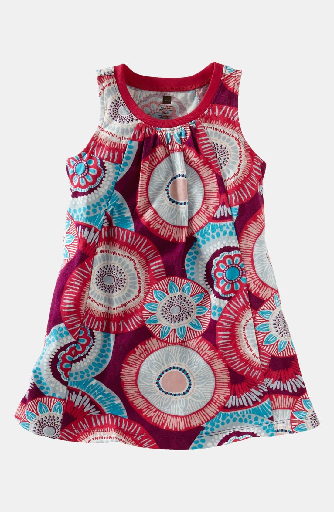 Alternate Image 1 Selected - Tea Collection 'Nova' Trapeze Dress (Baby)