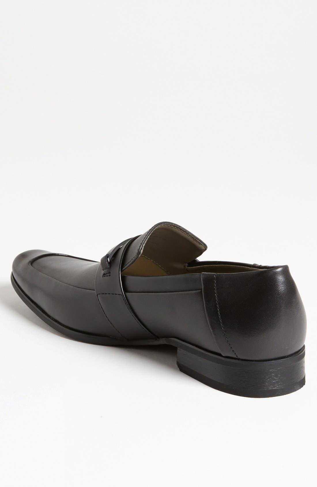 Alternate Image 2  - Calvin Klein 'Brice' Bit Loafer
