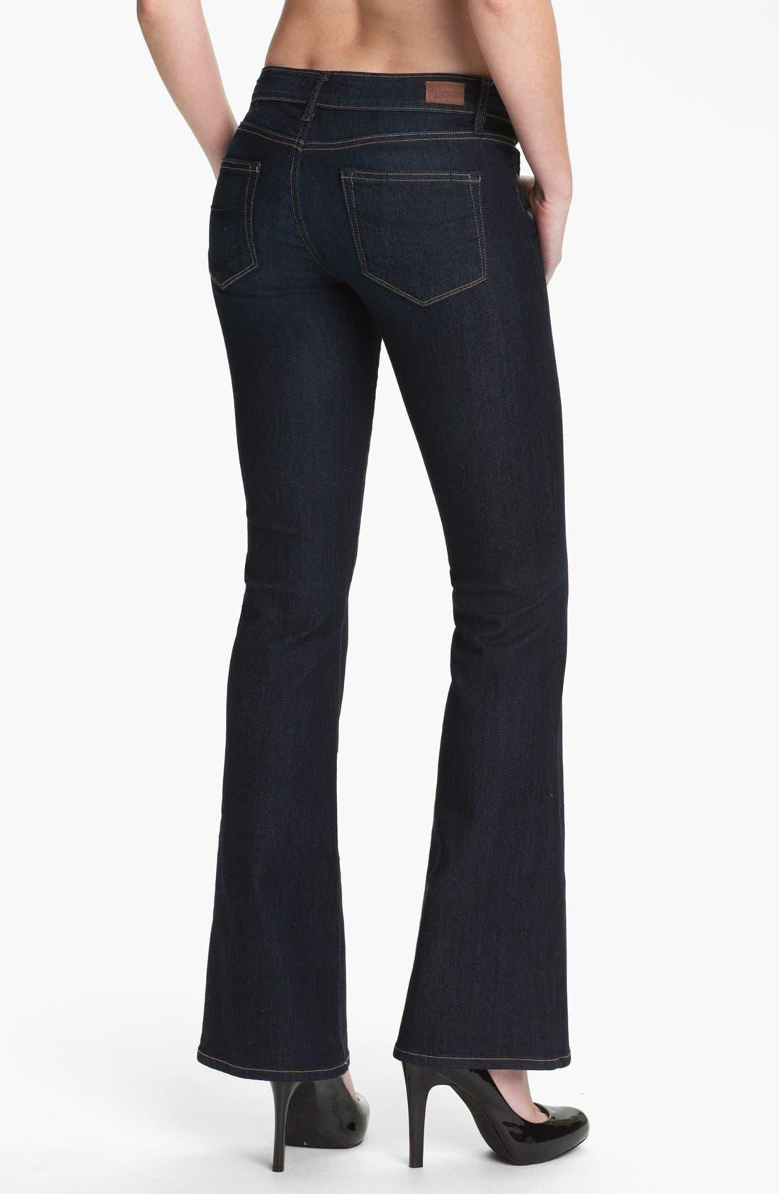 Alternate Image 2  - Paige Denim 'Skyline' Bootcut Stretch Denim Jeans (Michelle)