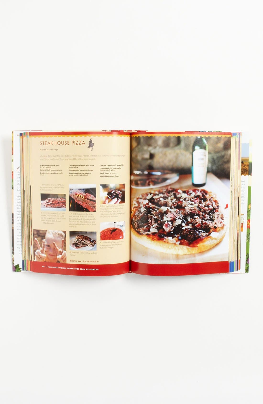 Alternate Image 2  - 'The Pioneer Woman Cooks: Food from My Frontier' Cookbook