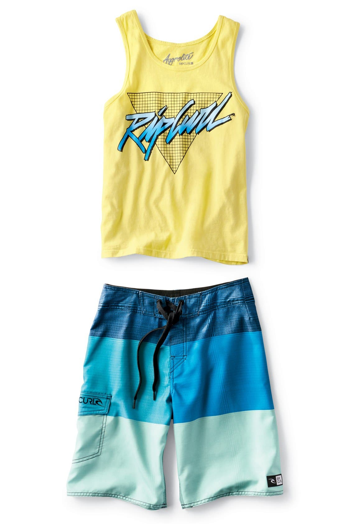 Alternate Image 3  - Rip Curl 'Aggrosection' Board Shorts (Big Boys)