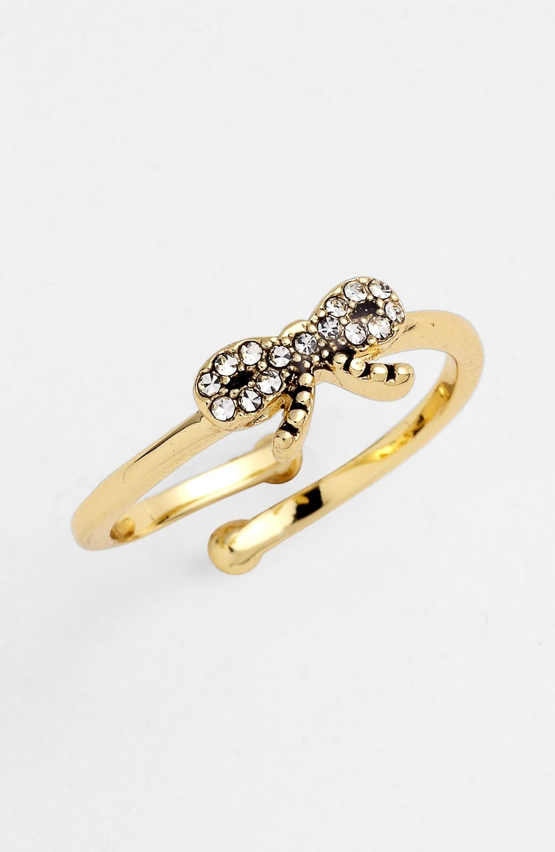 Alternate Image 1 Selected - Ariella Collection Bow Ring (Nordstrom Exclusive)
