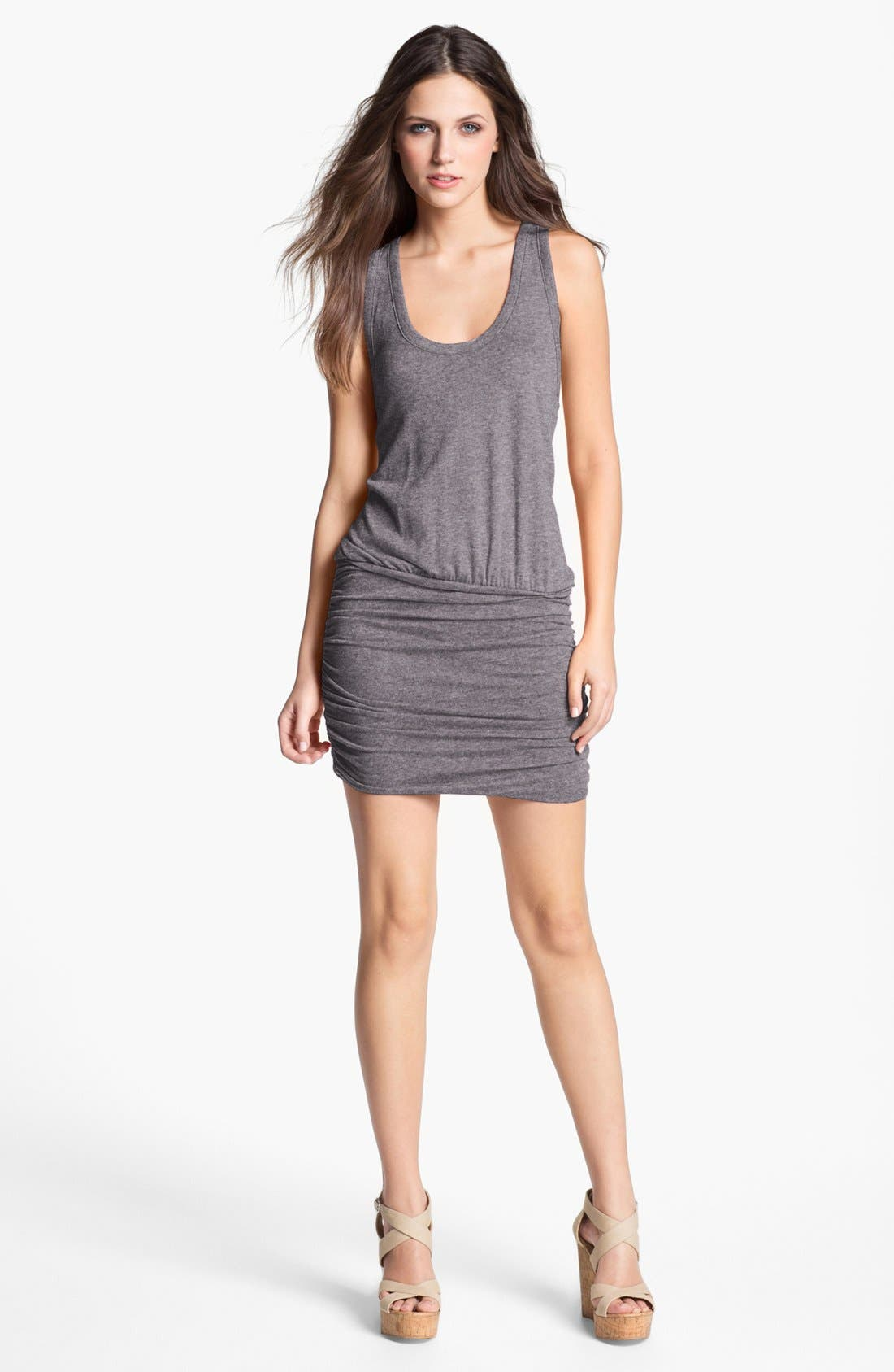 Alternate Image 1 Selected - Soft Joie 'Bond' Ruched Dress