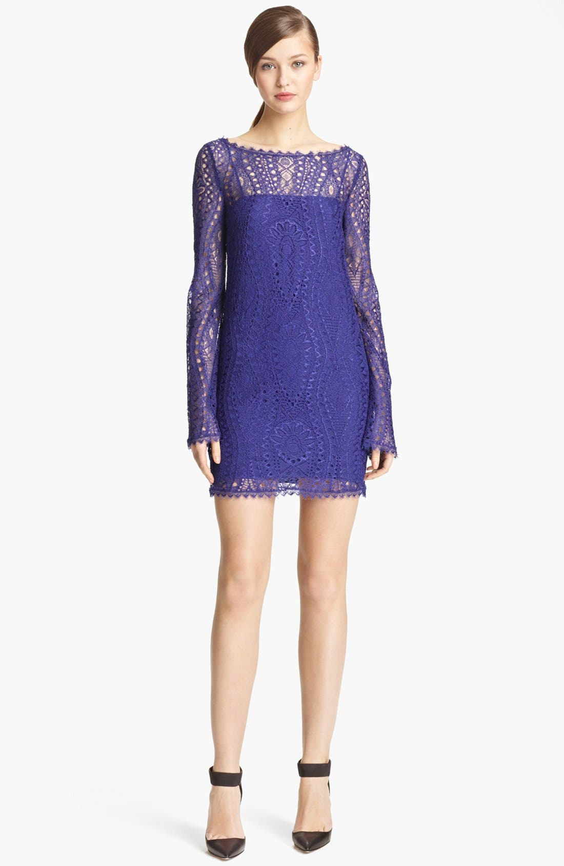 Main Image - Emilio Pucci Guipure Lace Dress