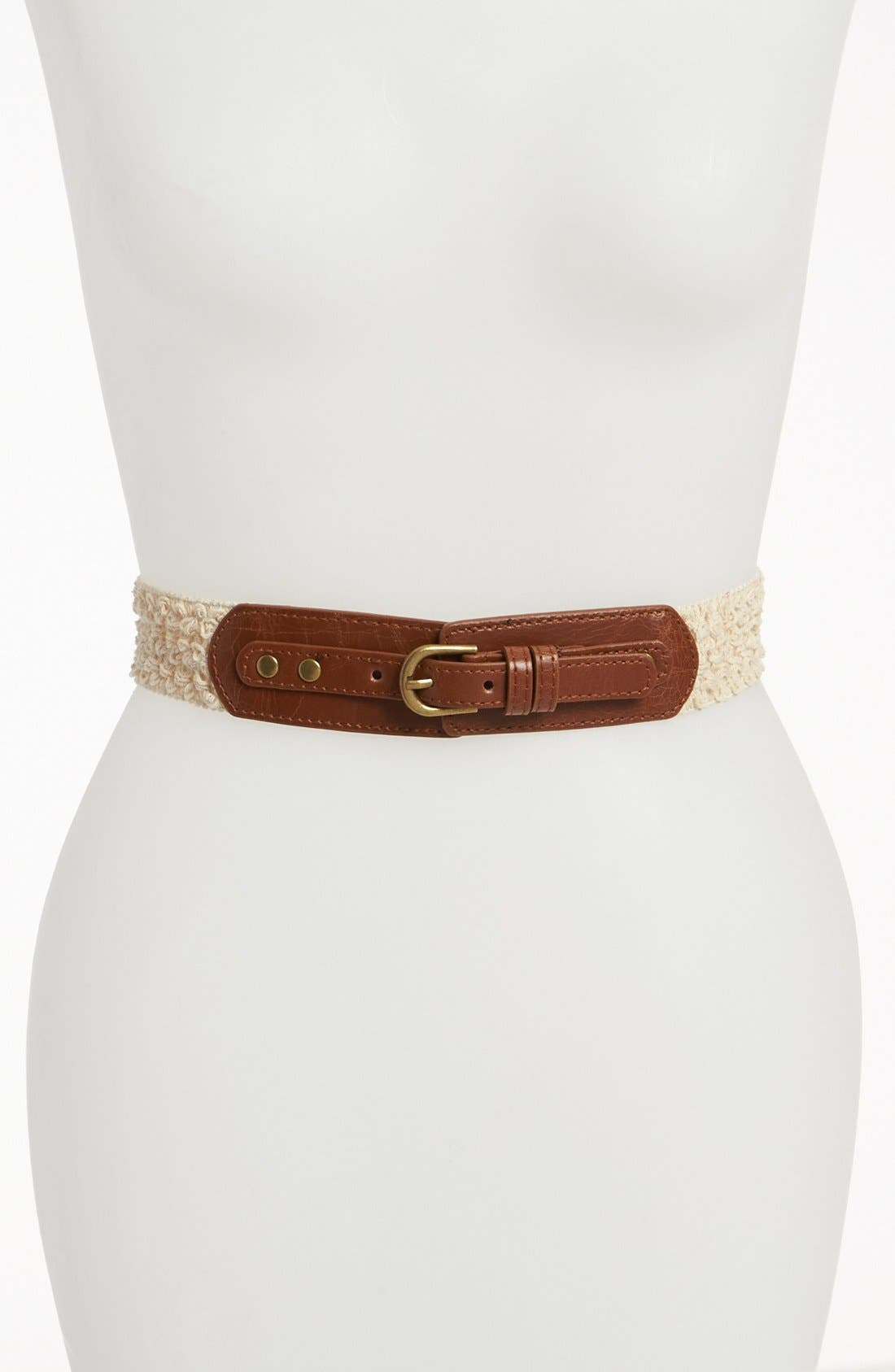 Main Image - Lulu Crochet Belt