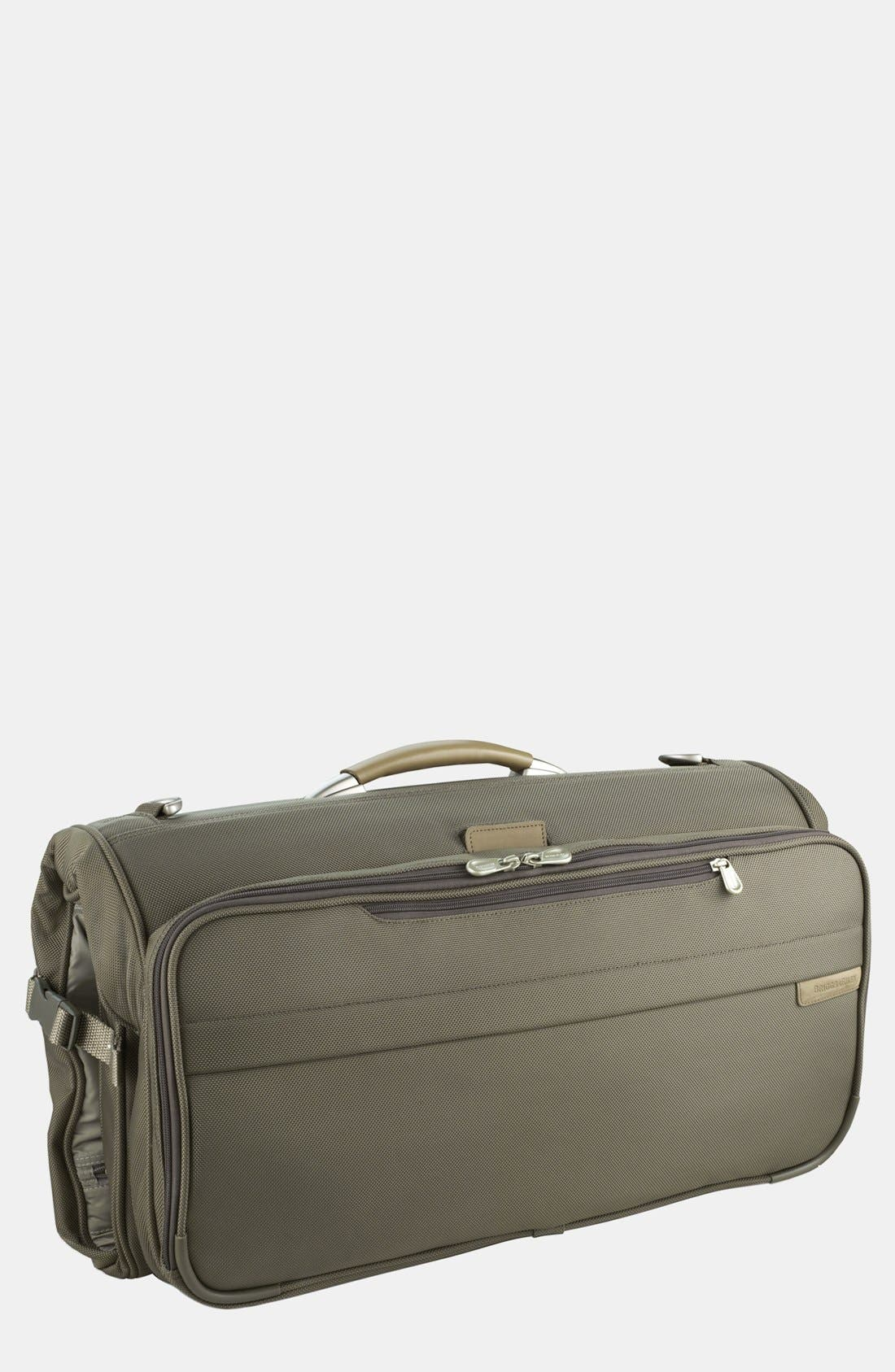 Alternate Image 1 Selected - Briggs & Riley Baseline - Compact Garment Bag