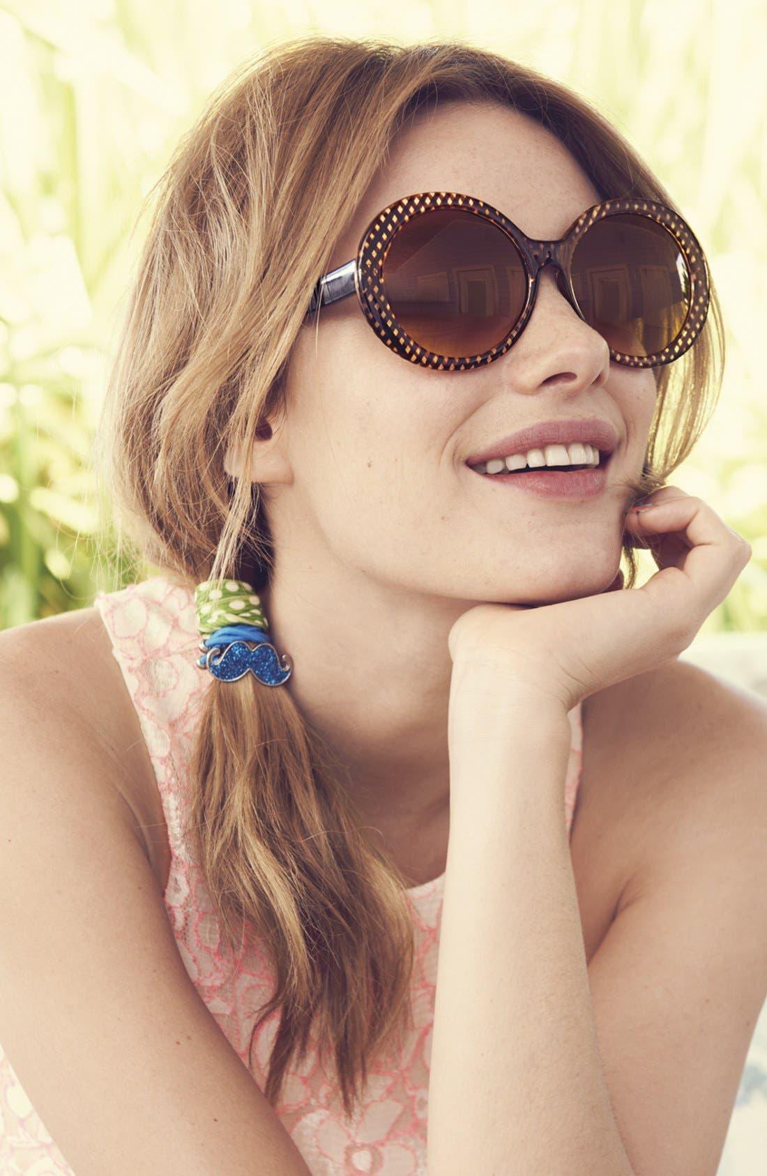 Alternate Image 3  - Outlook Eyewear 'La Jolla' Sunglasses