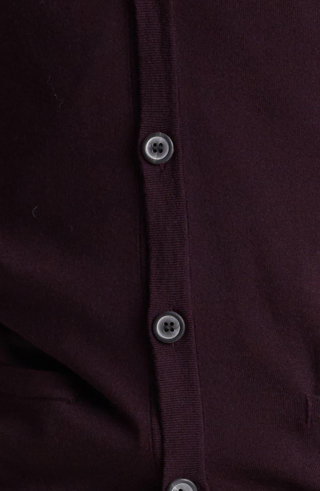 Alternate Image 3  - Lanvin Wool Cardigan