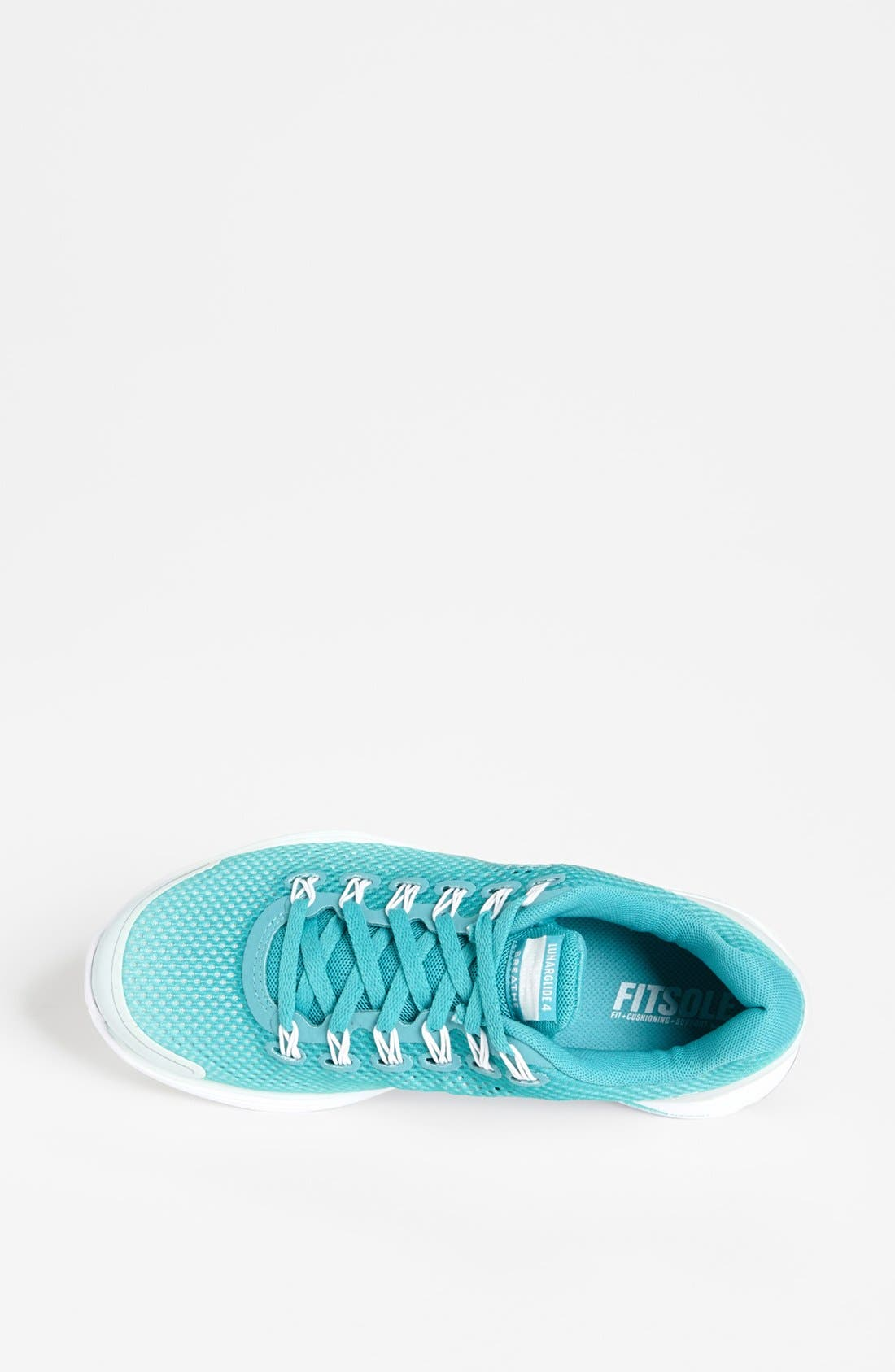Alternate Image 3  - Nike 'LunarGlide 4 Breathe' Running Shoe (Women)