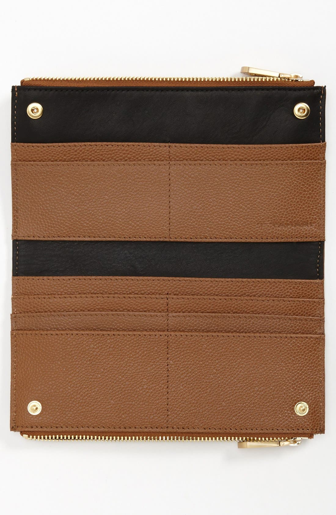 Alternate Image 2  - T Tahari Double Zip Wallet, Large