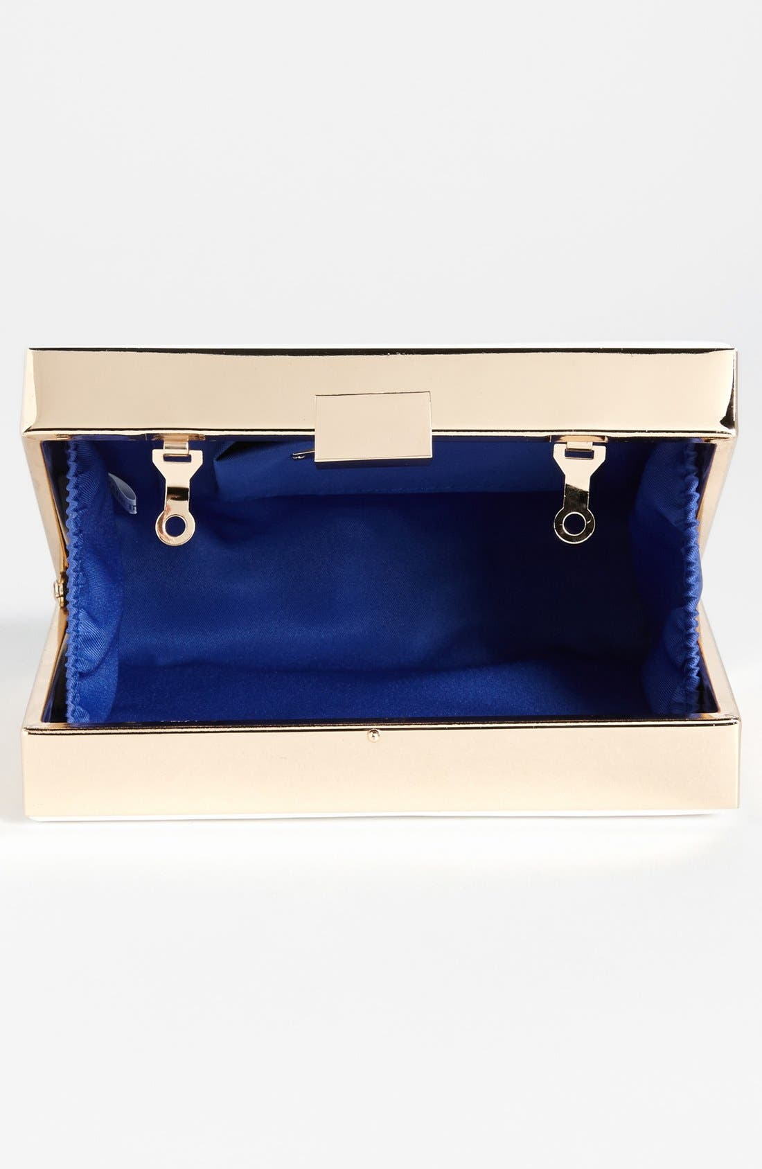 Alternate Image 4  - Natasha Couture Box Clutch