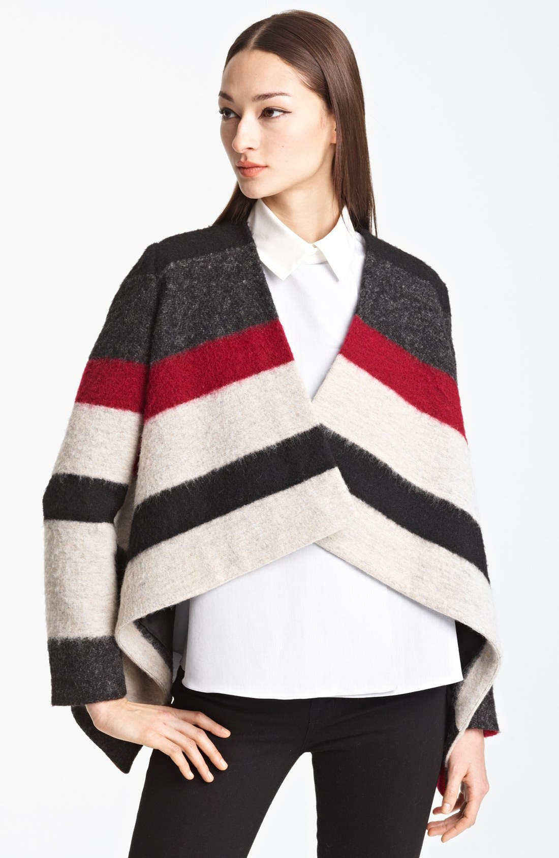 Main Image - Thakoon Stripe Jacket