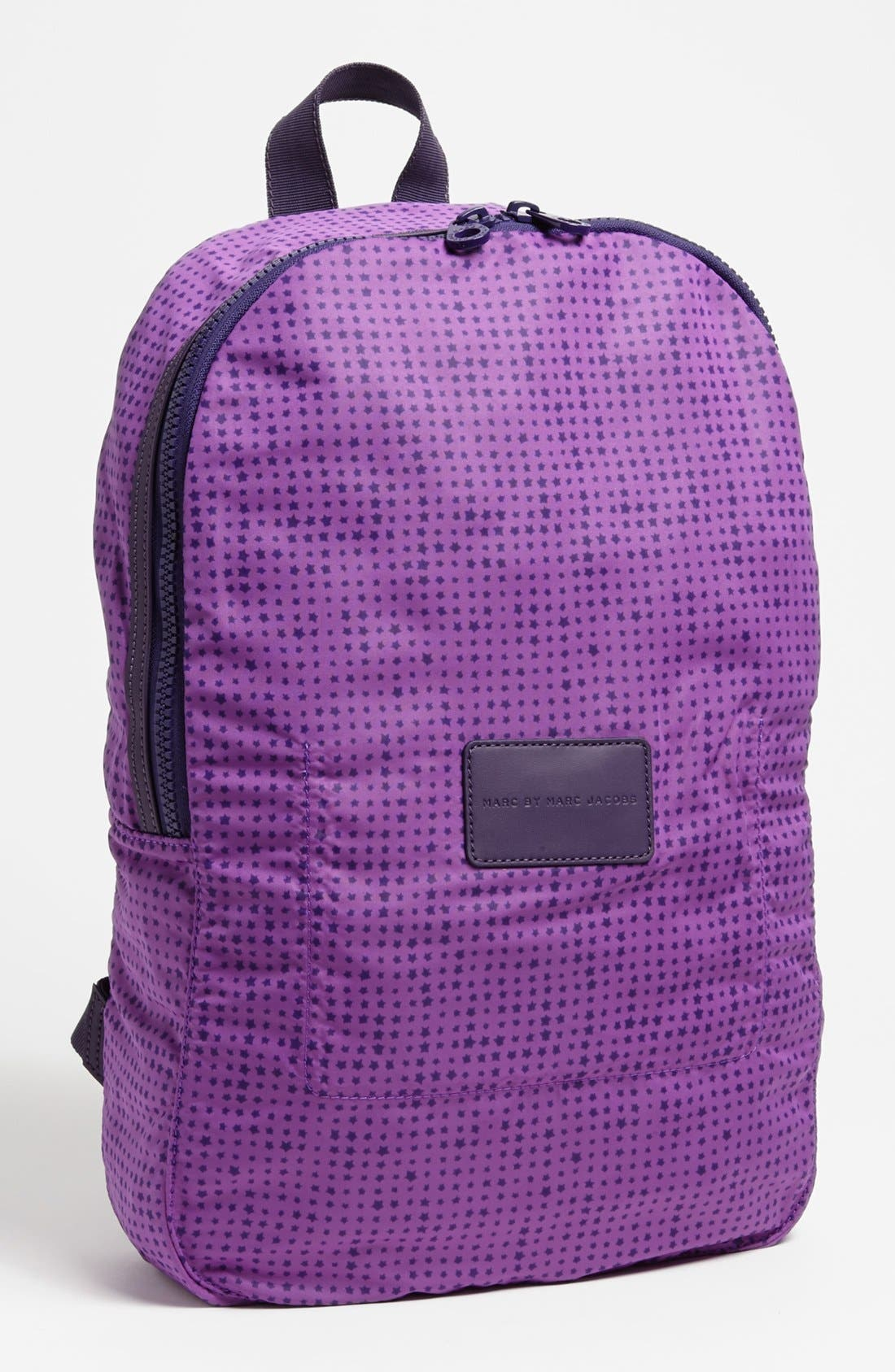 Main Image - MARC BY MARC JACOBS 'Reluctant Stars' Packable Backpack
