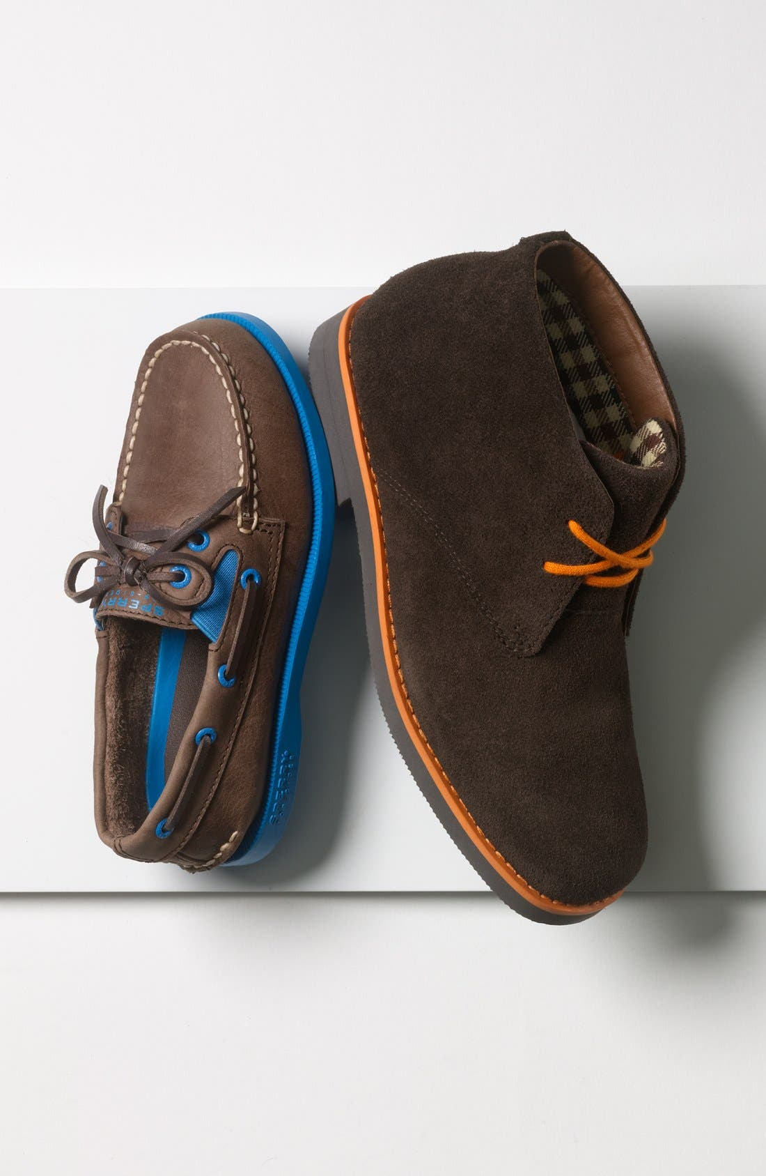 Alternate Image 5  - Florsheim 'Doon' Chukka Boot (Little Kid & Big Kid)