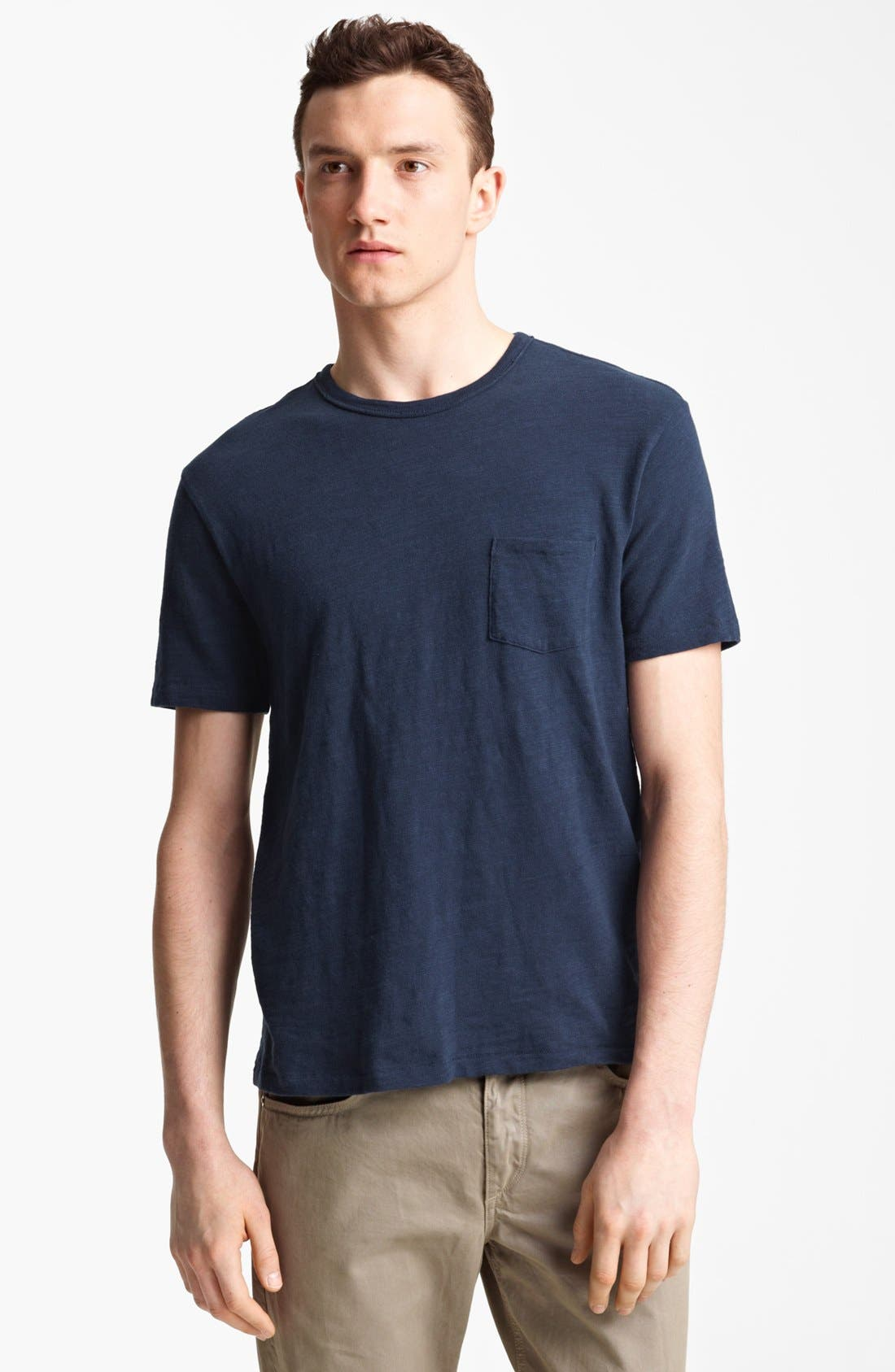 Alternate Image 1 Selected - rag & bone Pocket T-Shirt