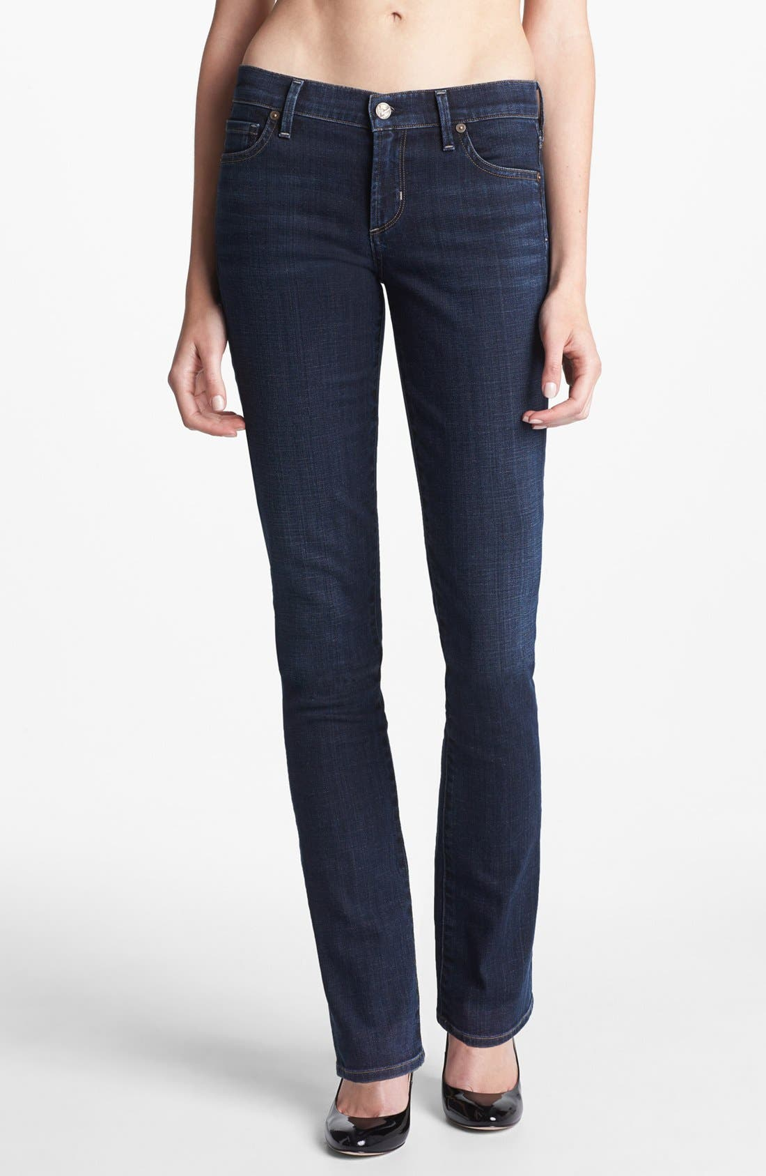 Alternate Image 1 Selected - Citizens of Humanity 'Ava' Straight Leg Jeans (Celestial)
