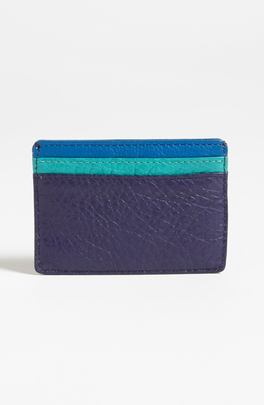 Alternate Image 2  - Tory Burch 'Clay - Slim' Card Case