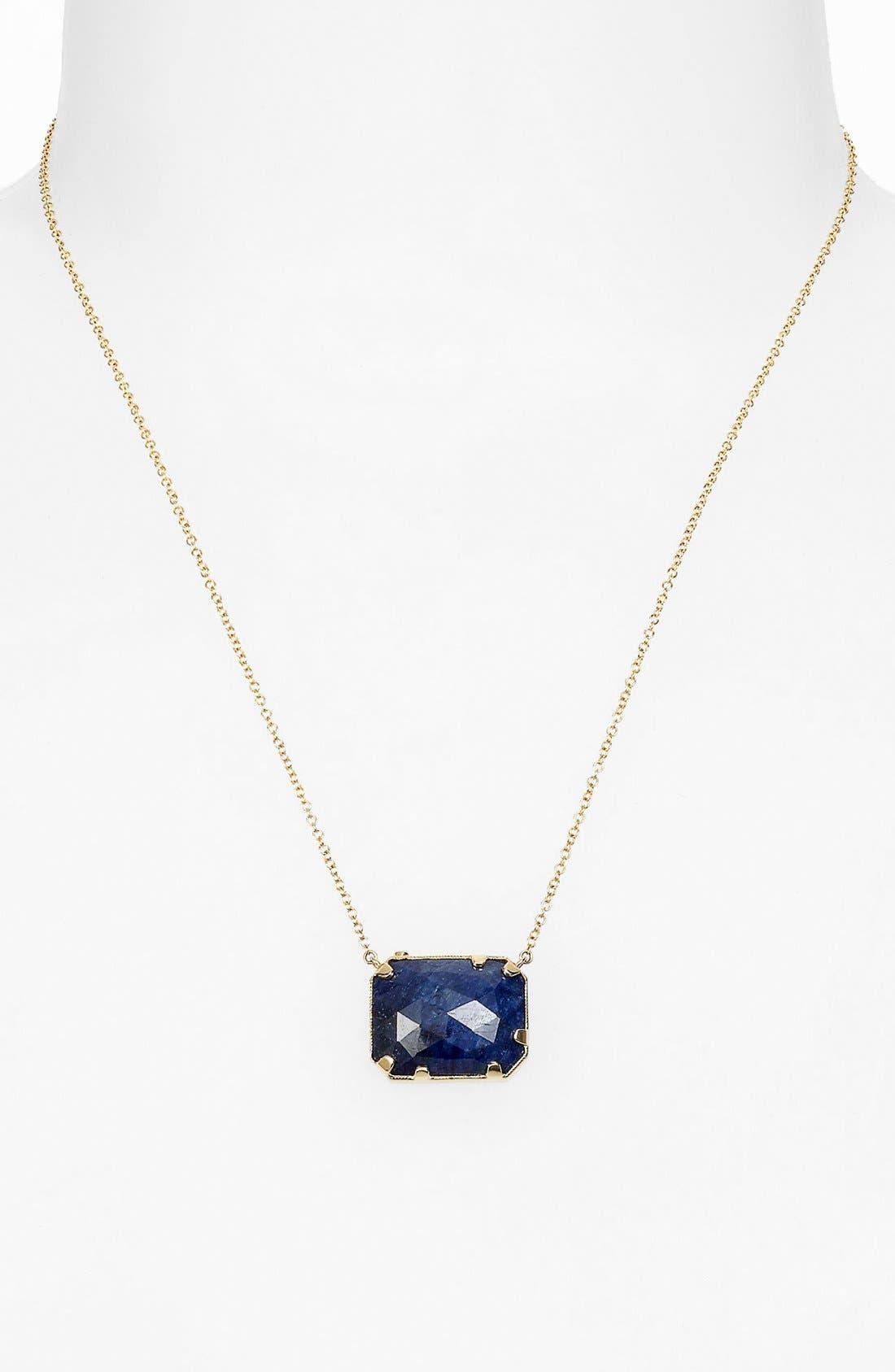 Alternate Image 2  - Whitney Stern Stone Pendant Necklace