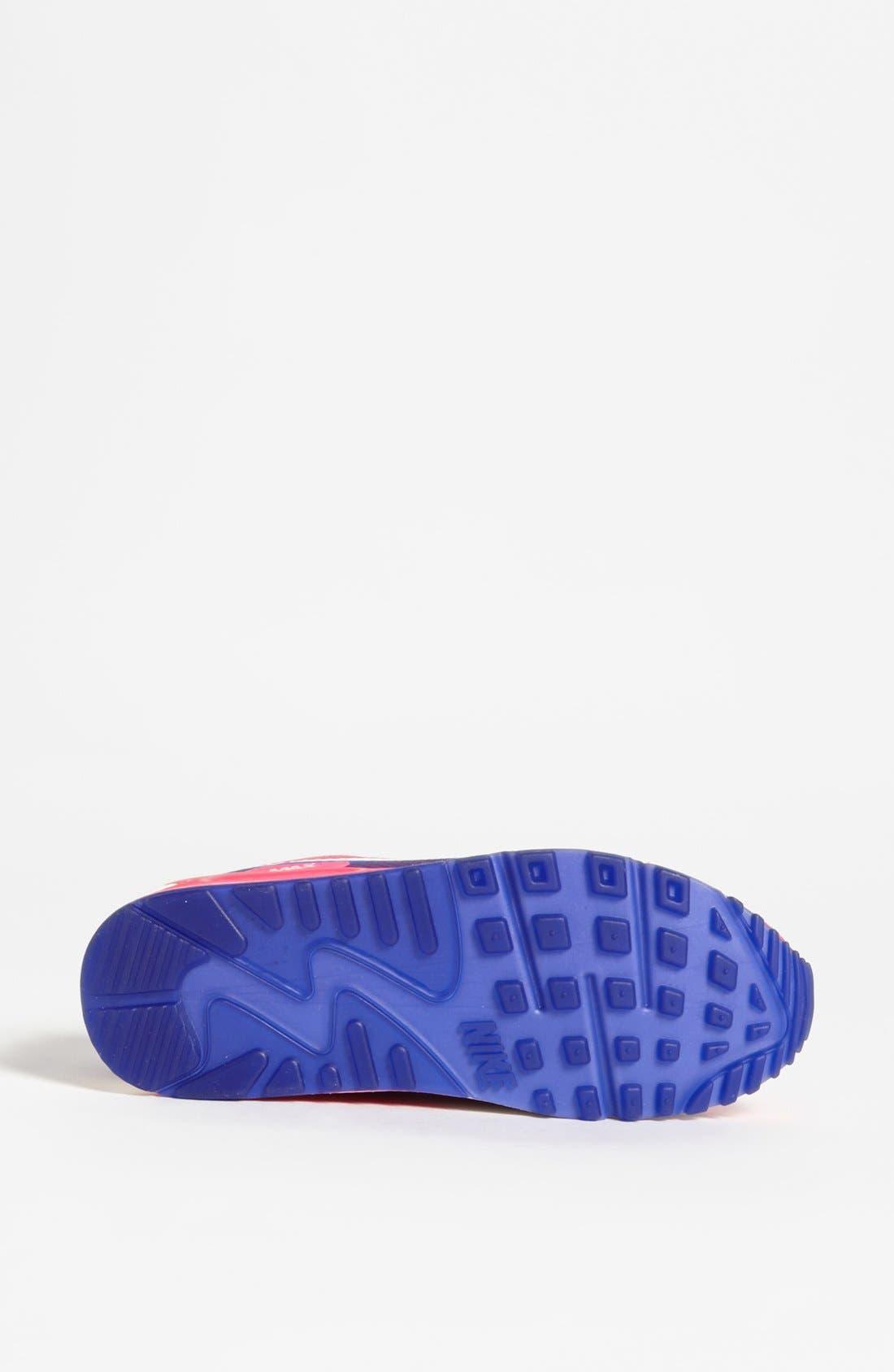 Alternate Image 4  - Nike 'Air Max 90' Sneaker (Women)