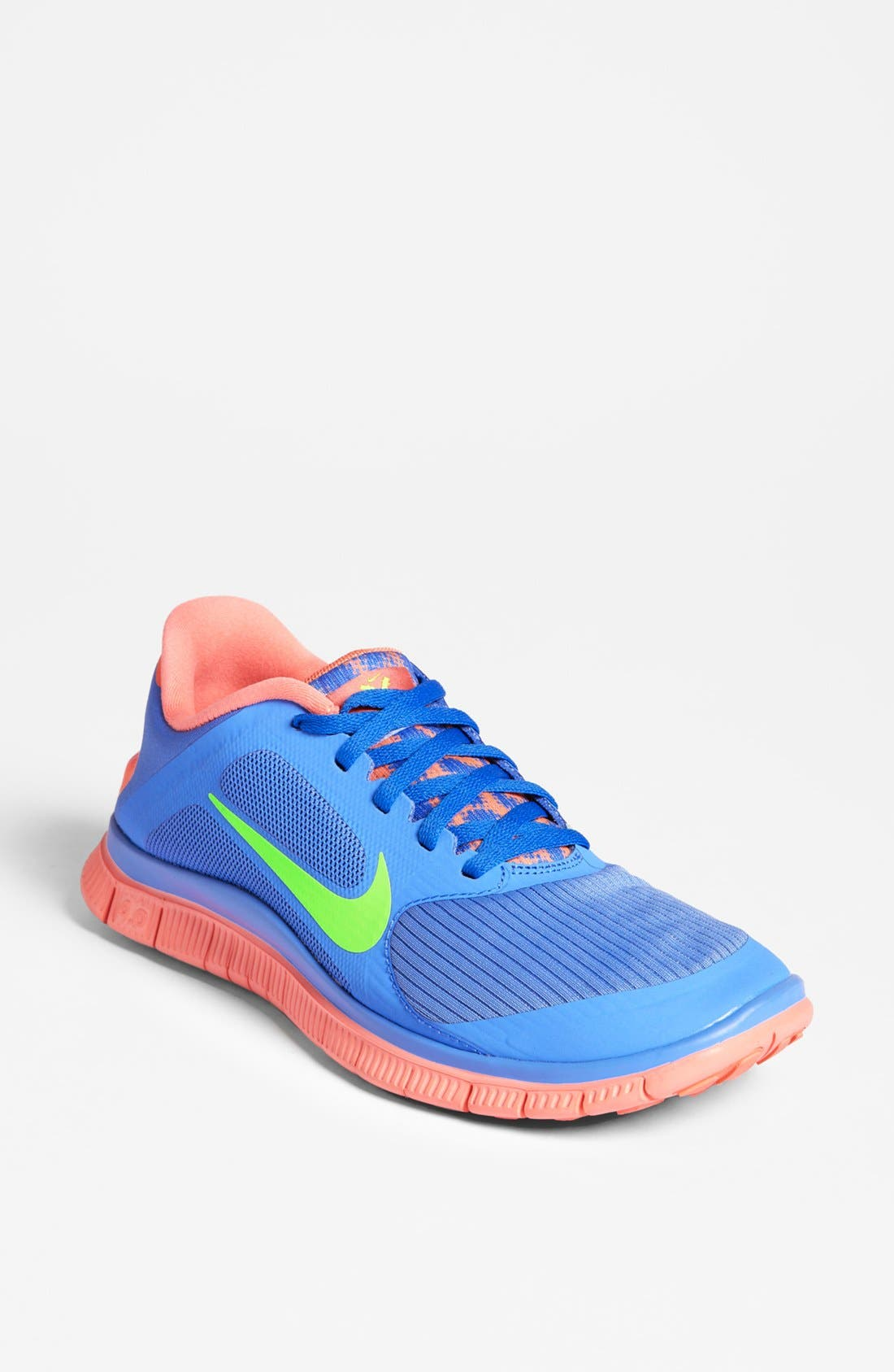 Alternate Image 1 Selected - Nike 'Free 4.0 v3' Running Shoe (Women)