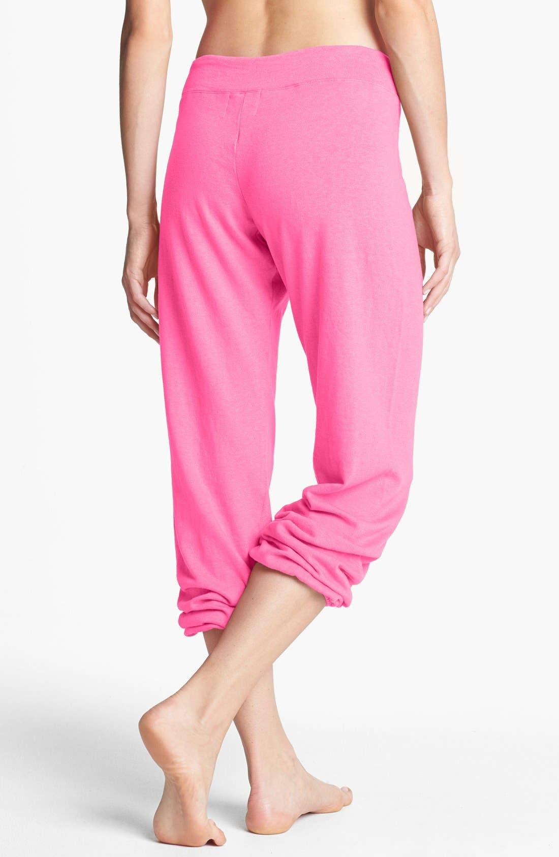 Alternate Image 2  - Monrow Vintage Fleece Sweatpants