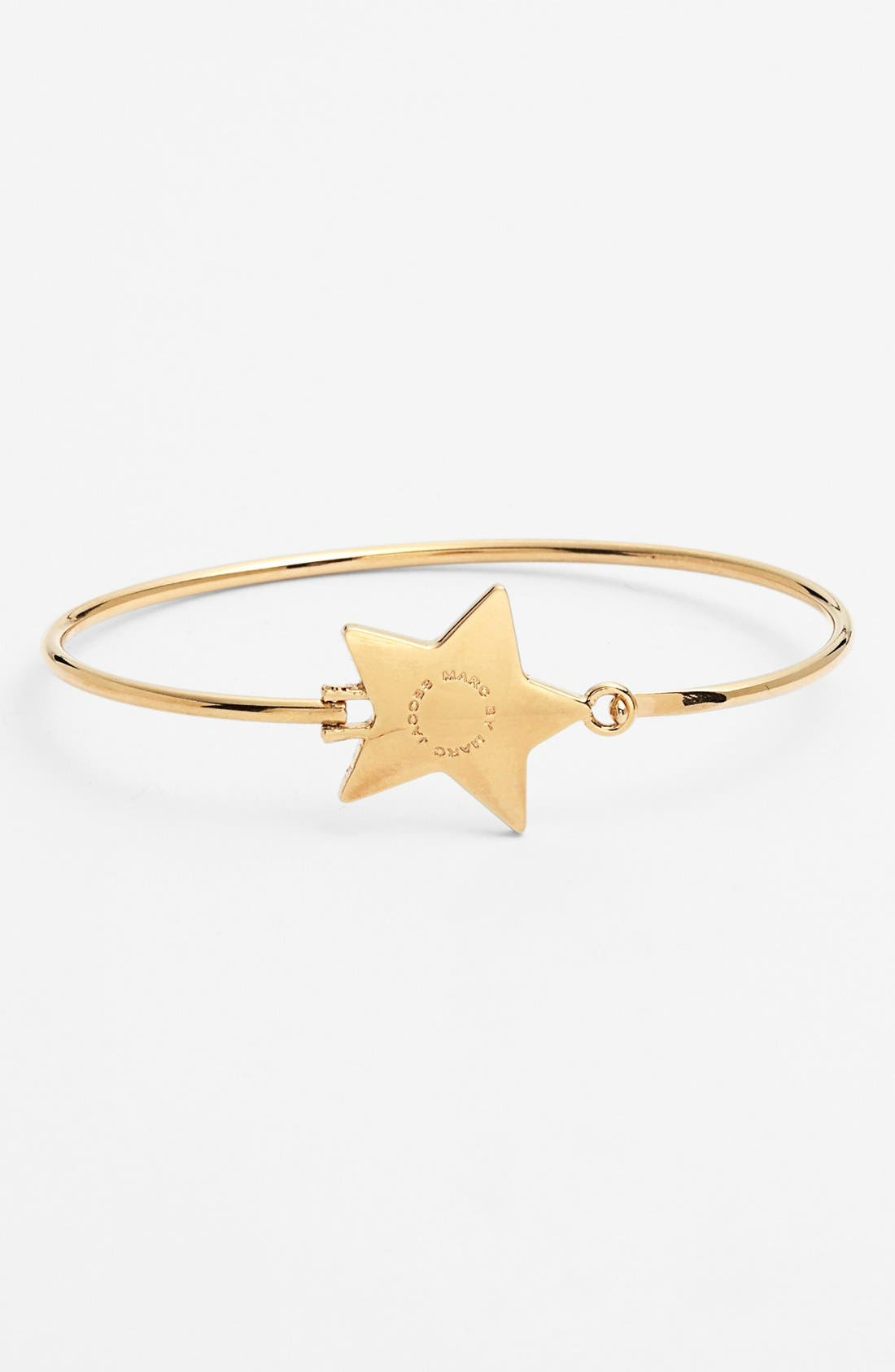 Alternate Image 1 Selected - MARC BY MARC JACOBS 'Reluctant Stars' Skinny Bangle