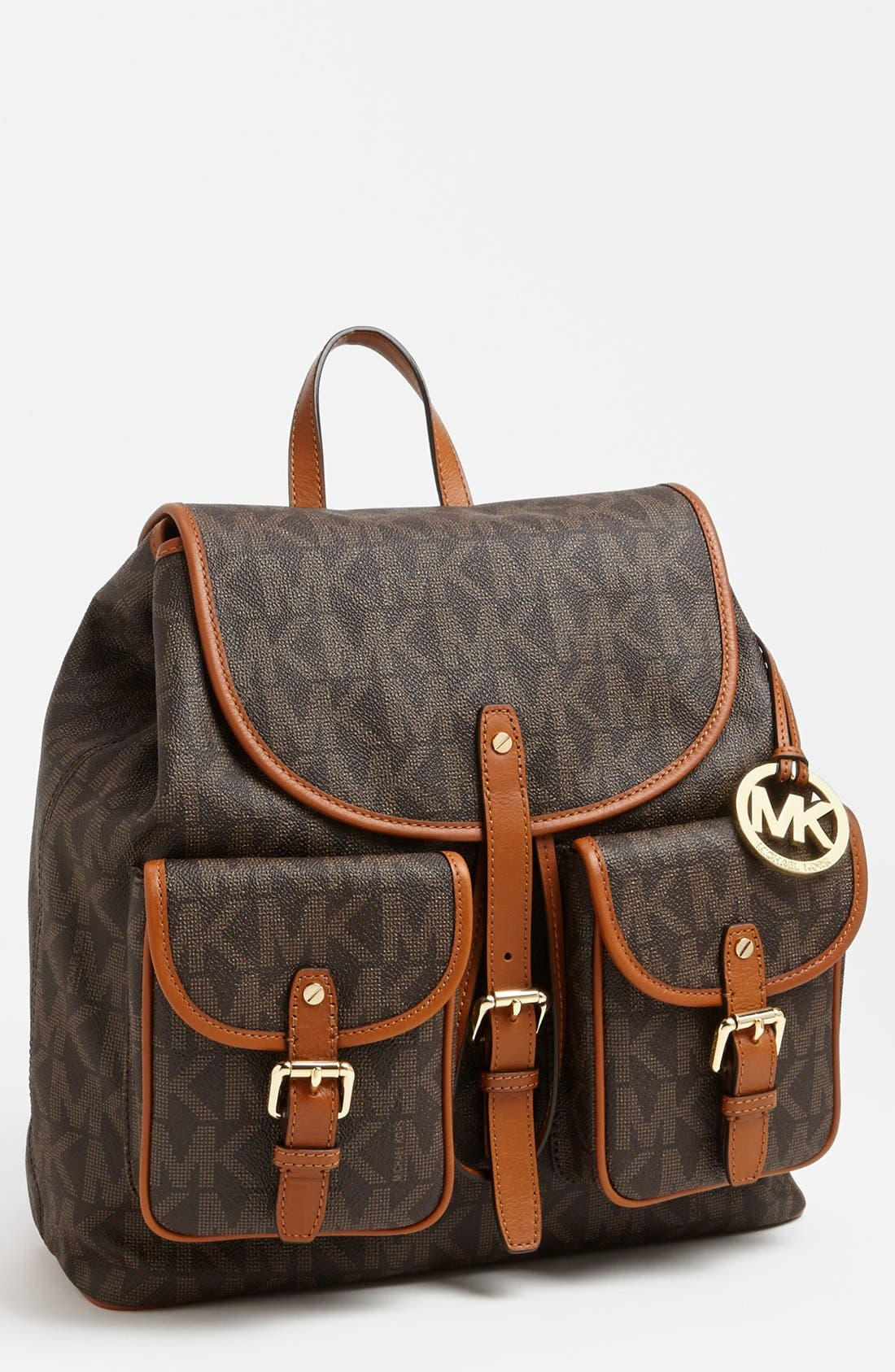 Main Image - MICHAEL Michael Kors 'Jet Set' Backpack