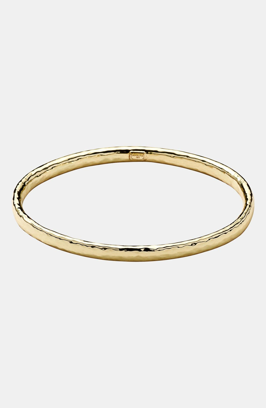 Alternate Image 1 Selected - Ippolita 'Glamazon' 18k Gold Bangle