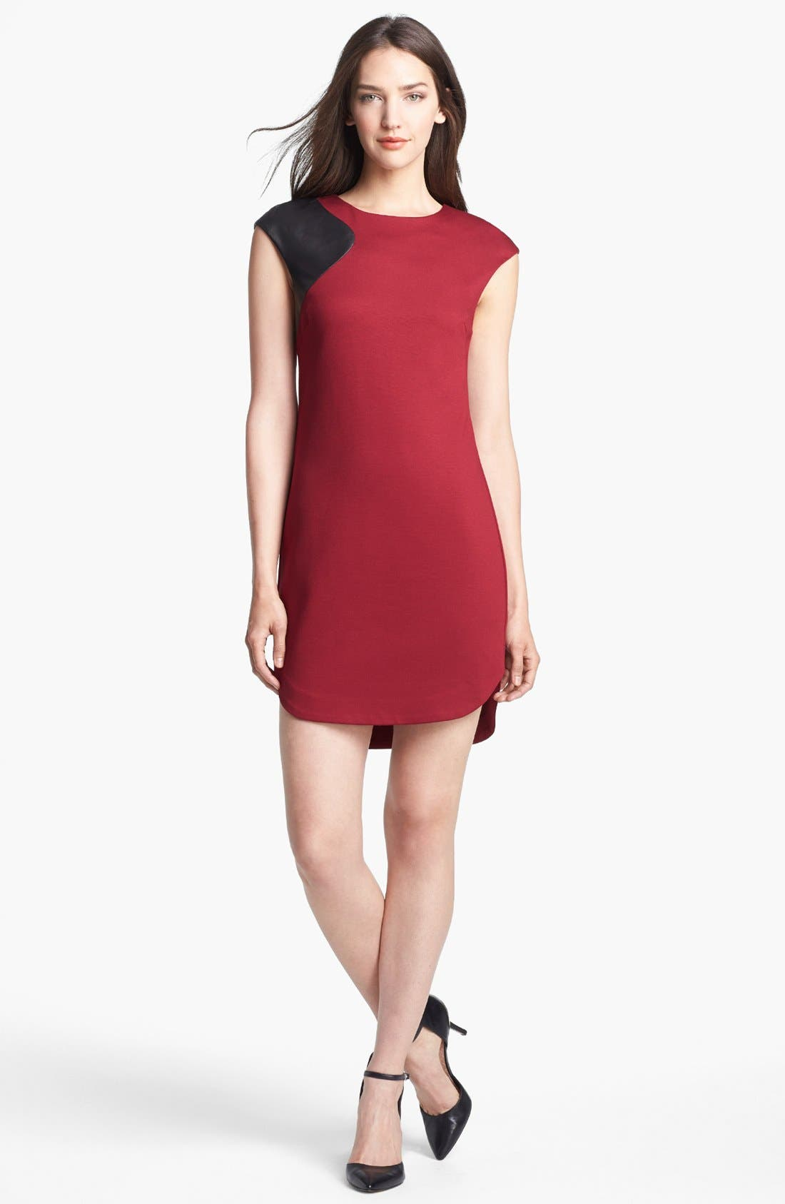 Main Image - Trina Turk 'Missy' Stretch Shift Dress