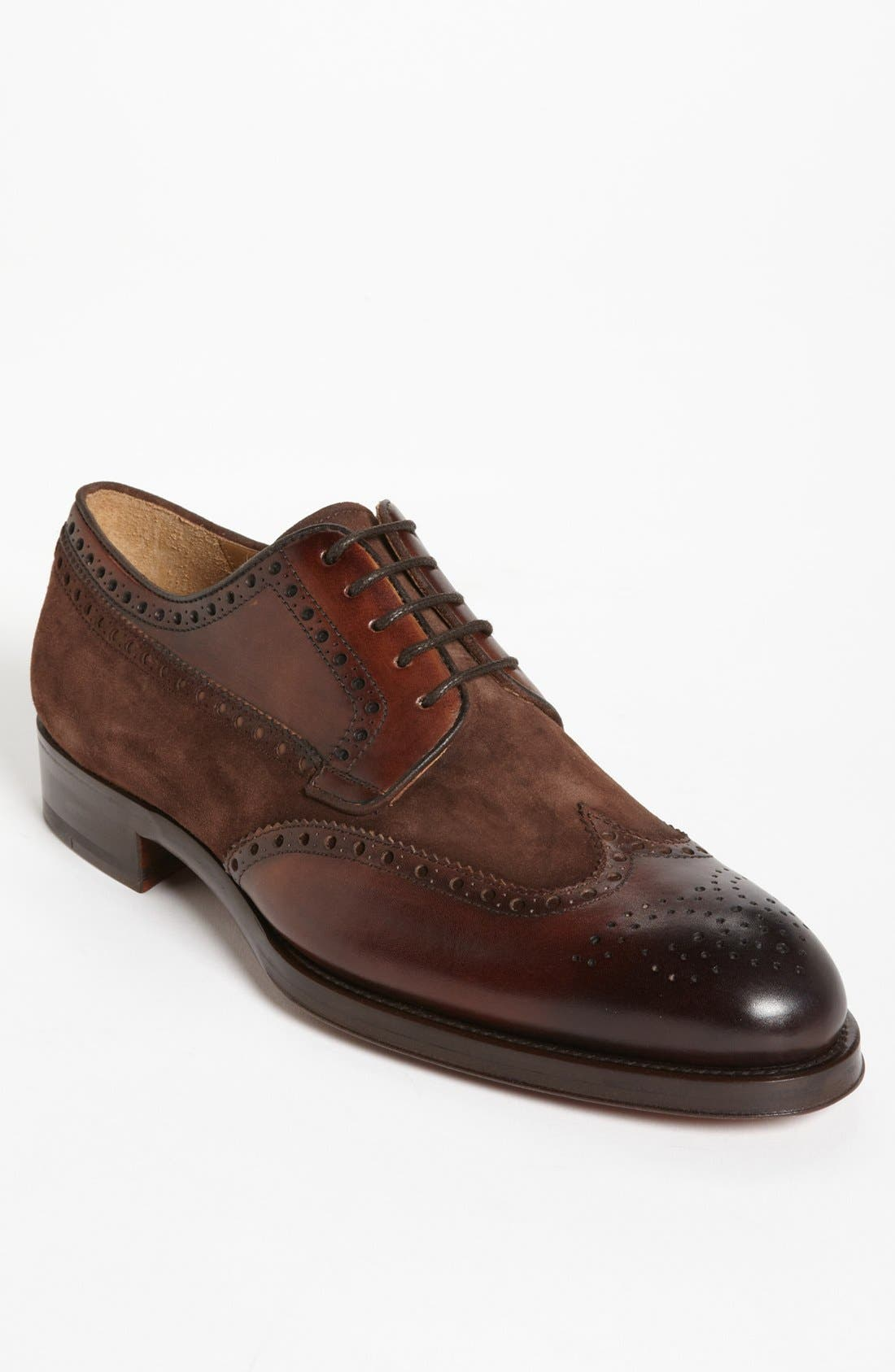 Alternate Image 1 Selected - Magnanni 'Rolo' Wingtip (Online Only)