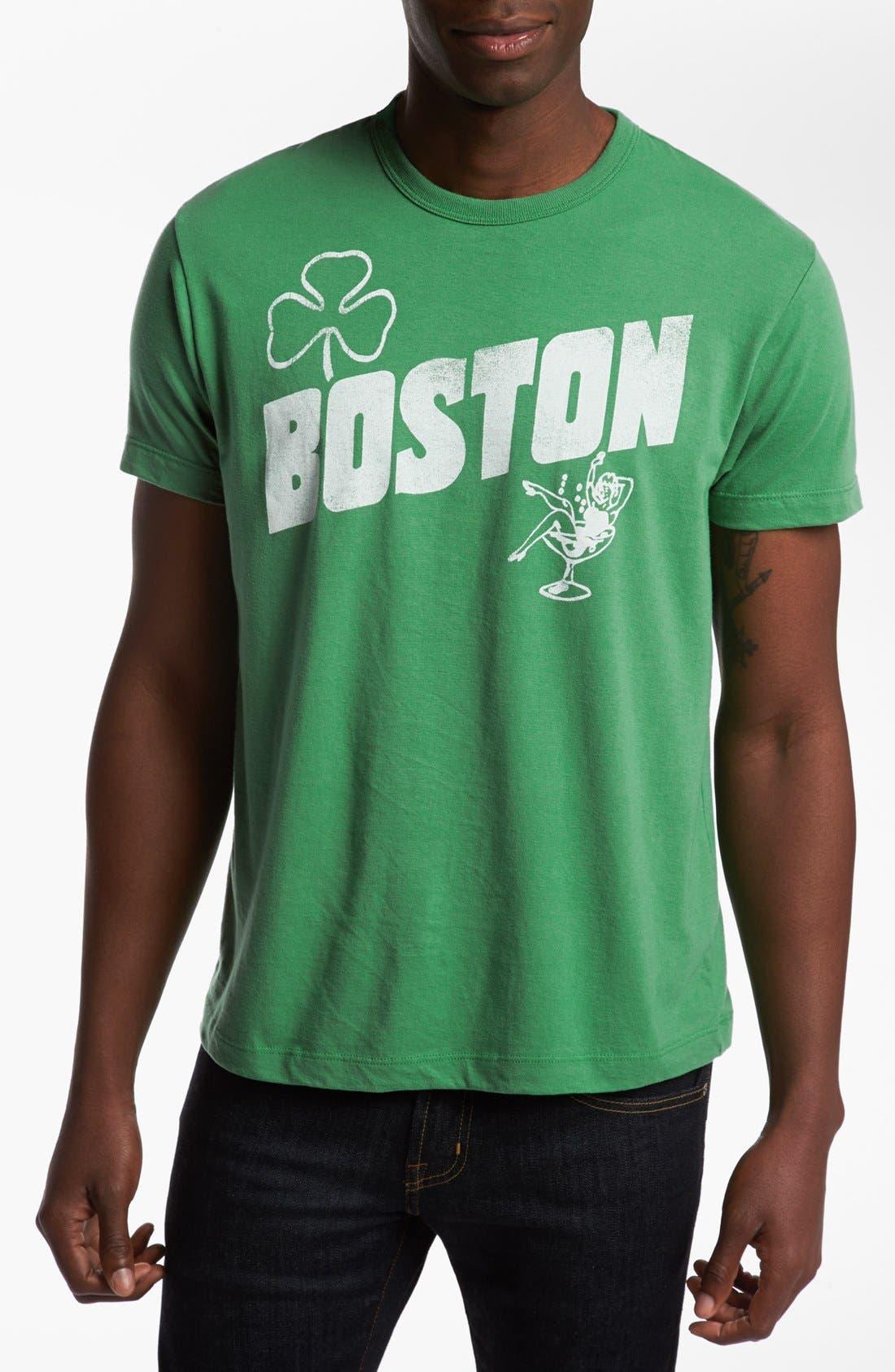 Alternate Image 1 Selected - Tailgate 'Boston' T-Shirt