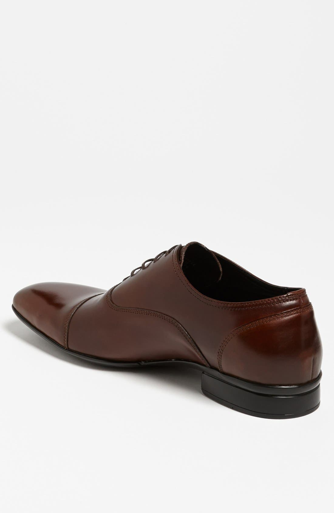 Alternate Image 2  - Kenneth Cole New York 'Success Rate' Cap Toe Oxford