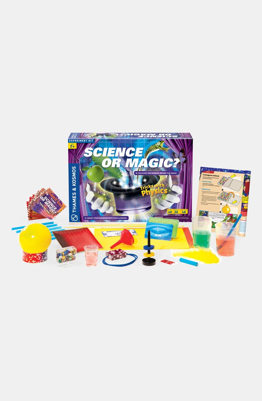 Main Image - Thames & Kosmos 'Science or Magic?' Kit