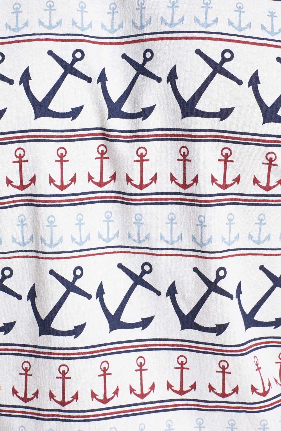 Alternate Image 3  - Sub_Urban Riot 'Anchors' Print Tank Top